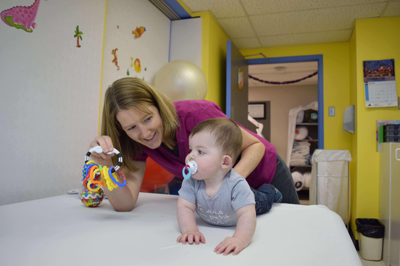 Physiothérapie pédiatrie