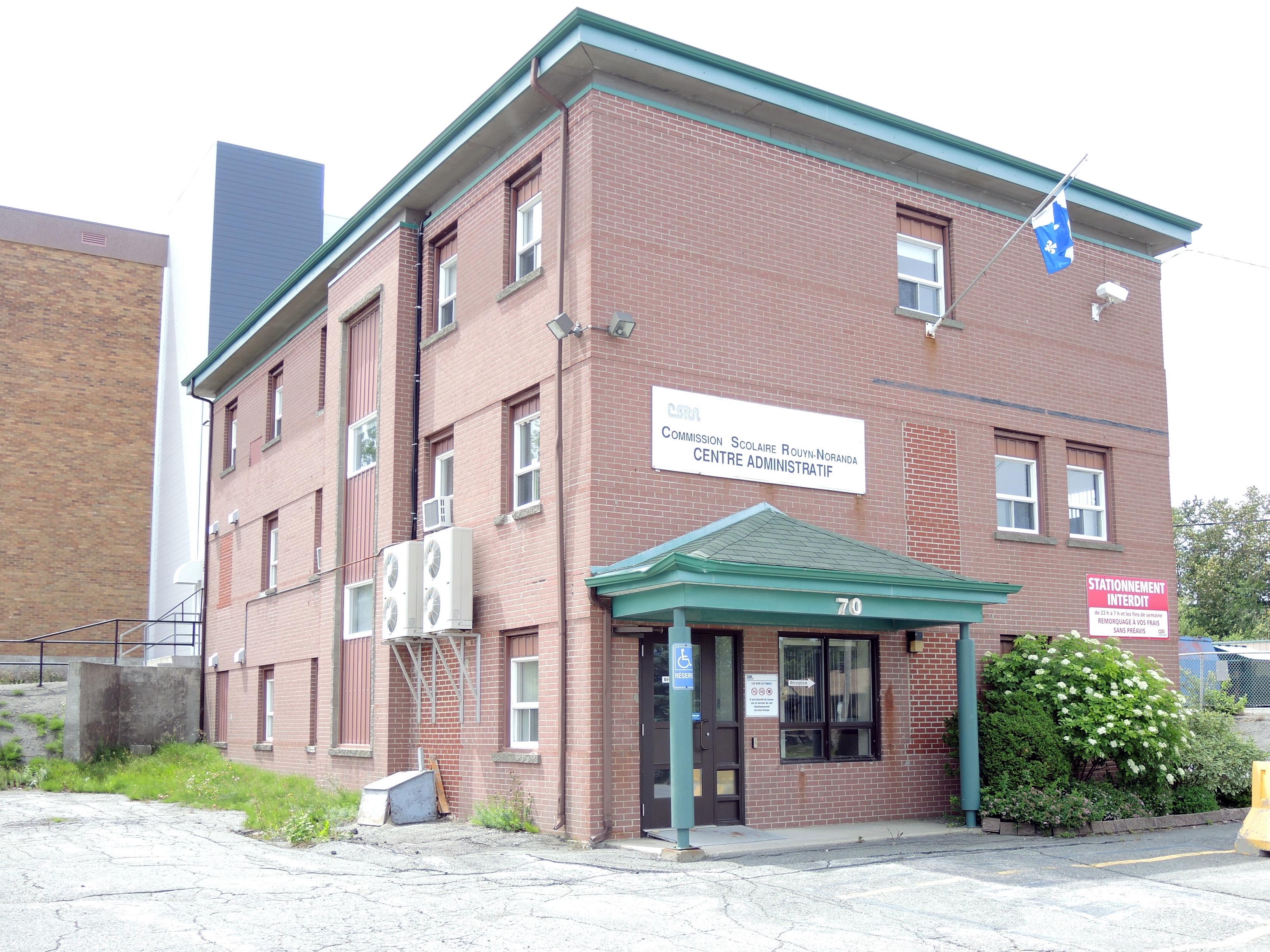 CSSRN centre administratif