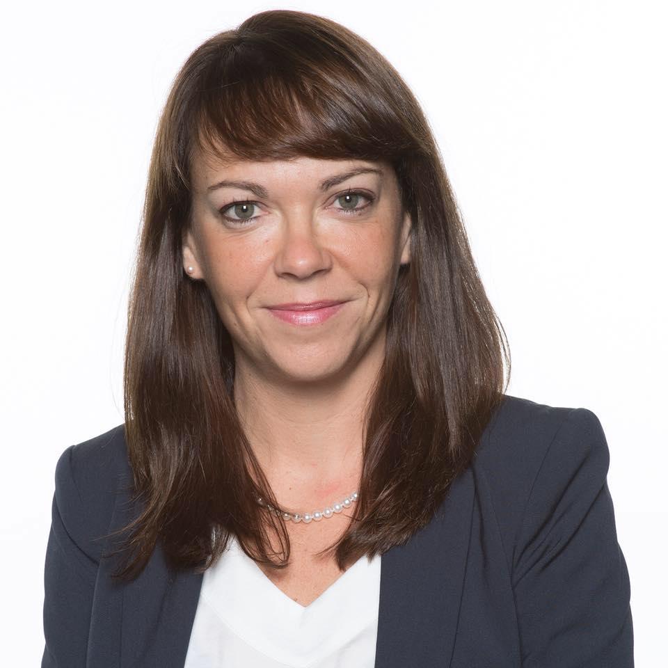 Virginie Proulx, candidate à la mairie de Rimouski.