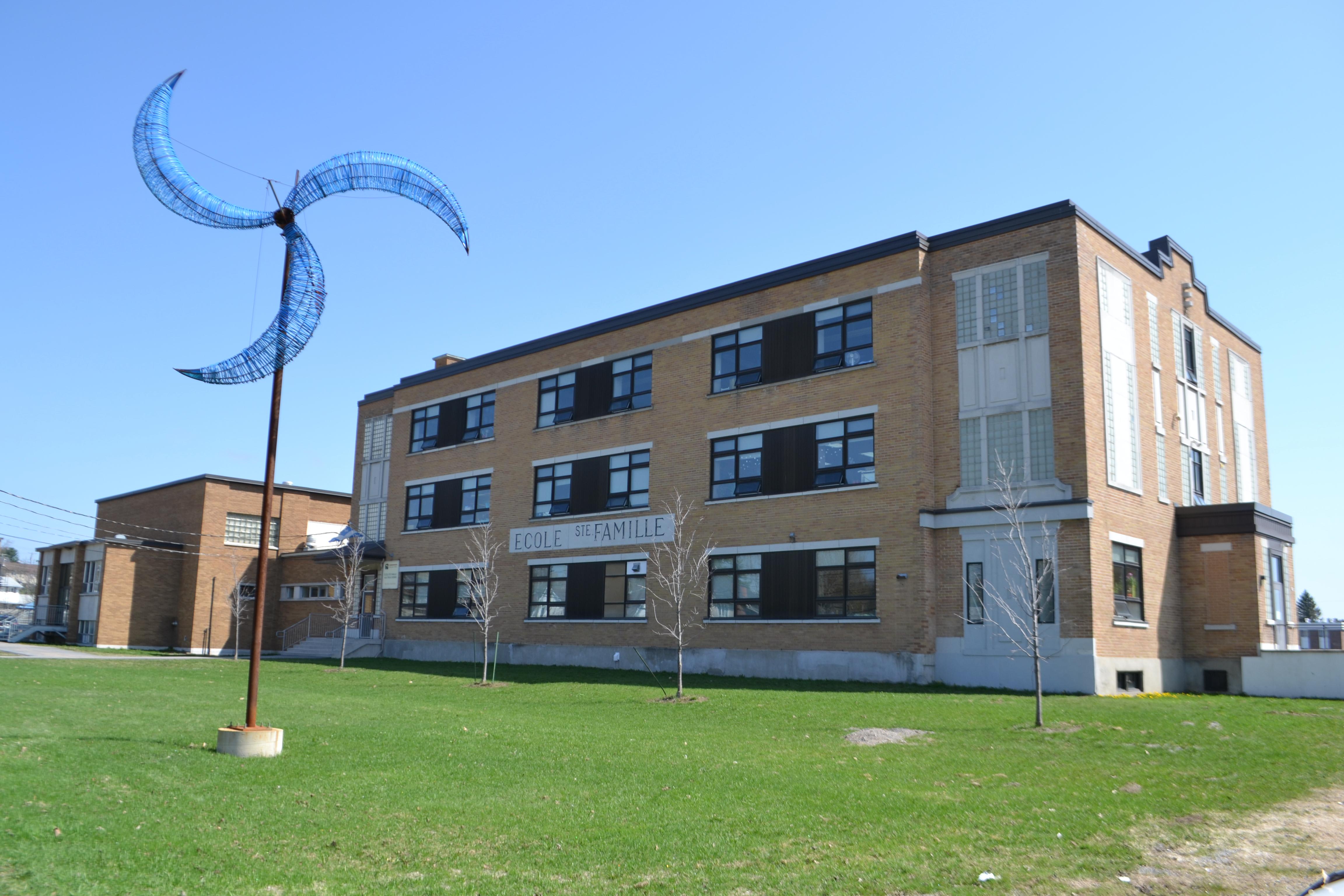 école Ste-Famille