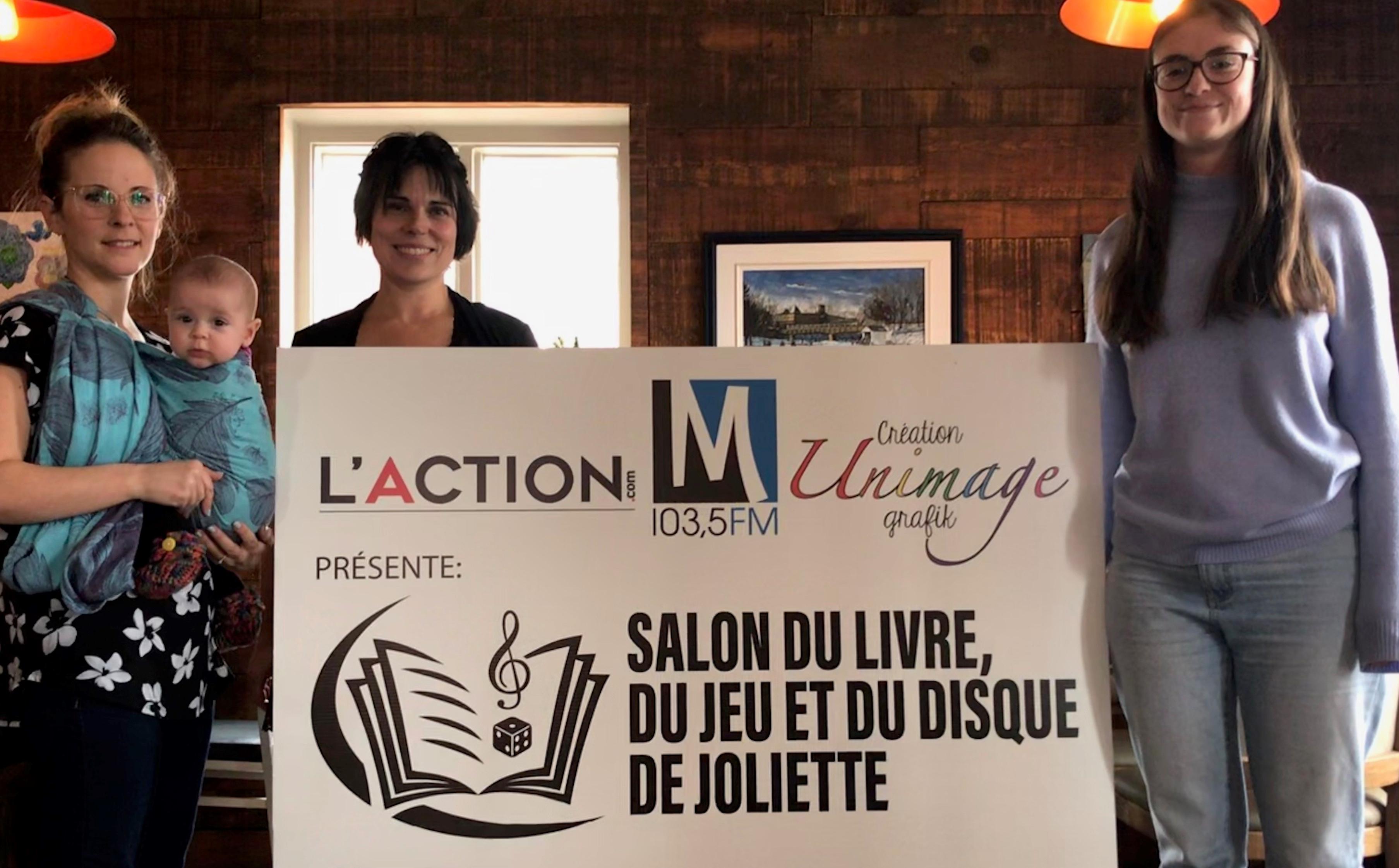 Salon du livre Joliette