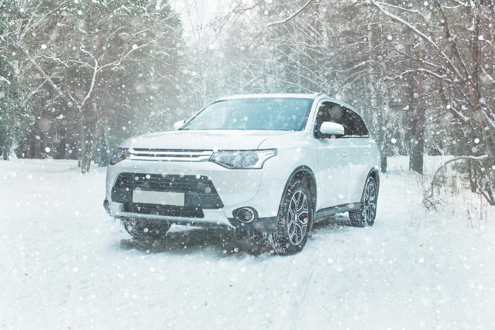 automobile hiver