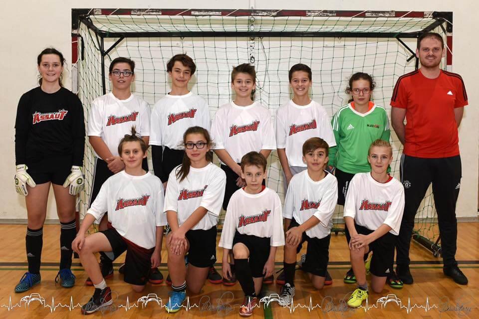 Soccer l'Assaut