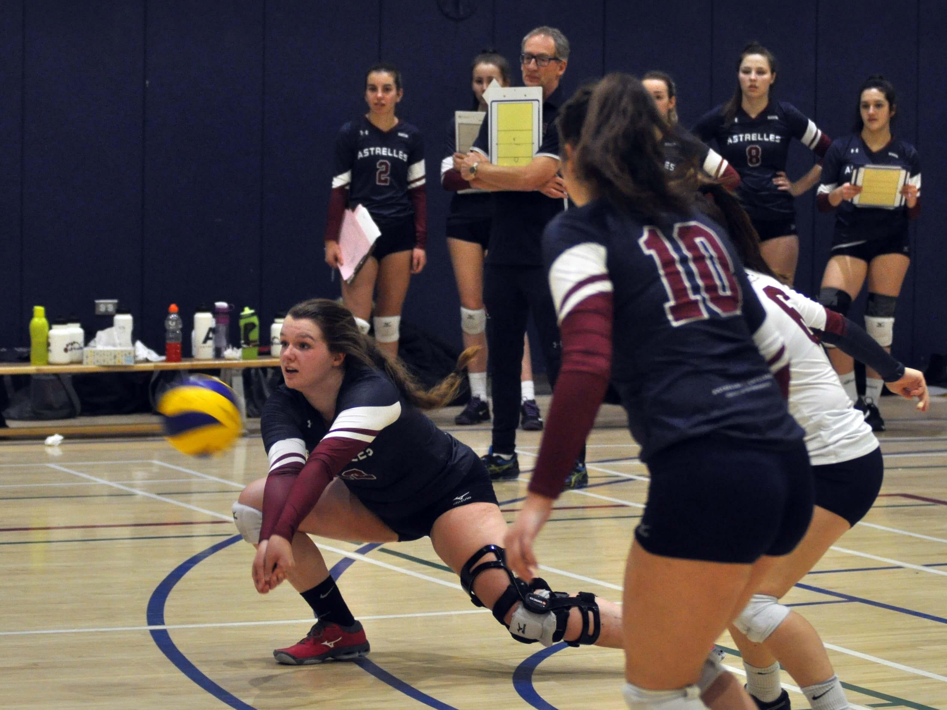 Astrelles Volleyball Cégep de l'Abitibi-Témiscamingue