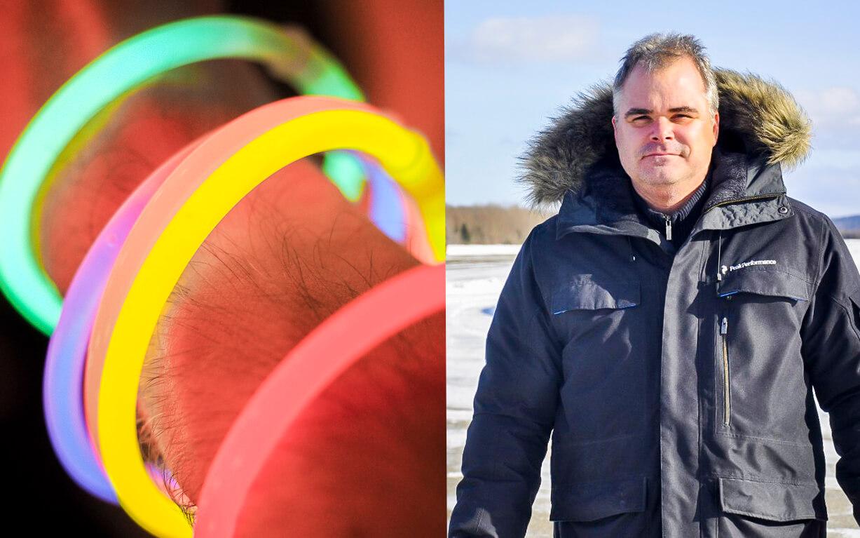 Steve Girard environnement déchets plastique Fonds vert Matane