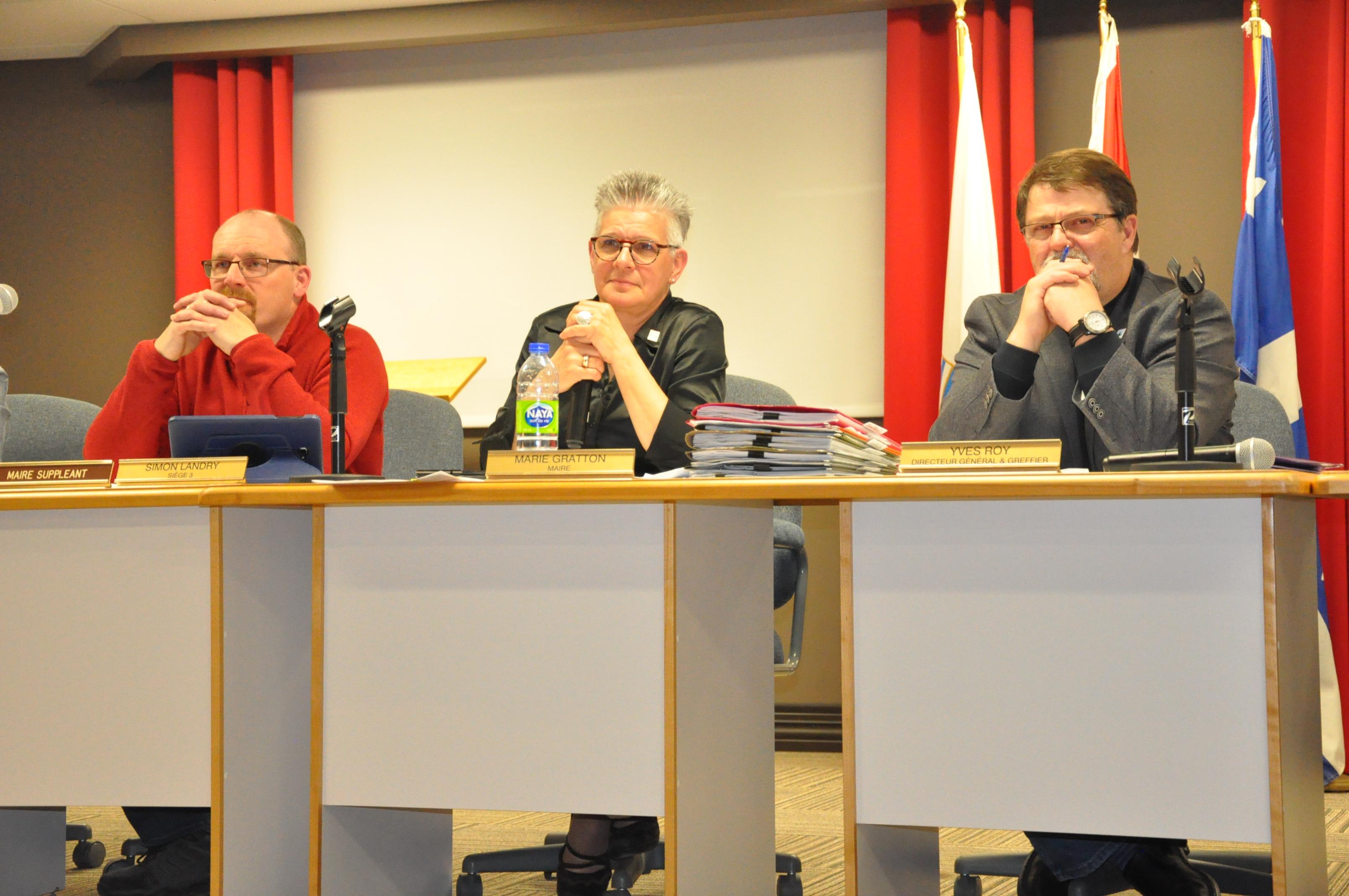 Conseil ville Cap-Chat