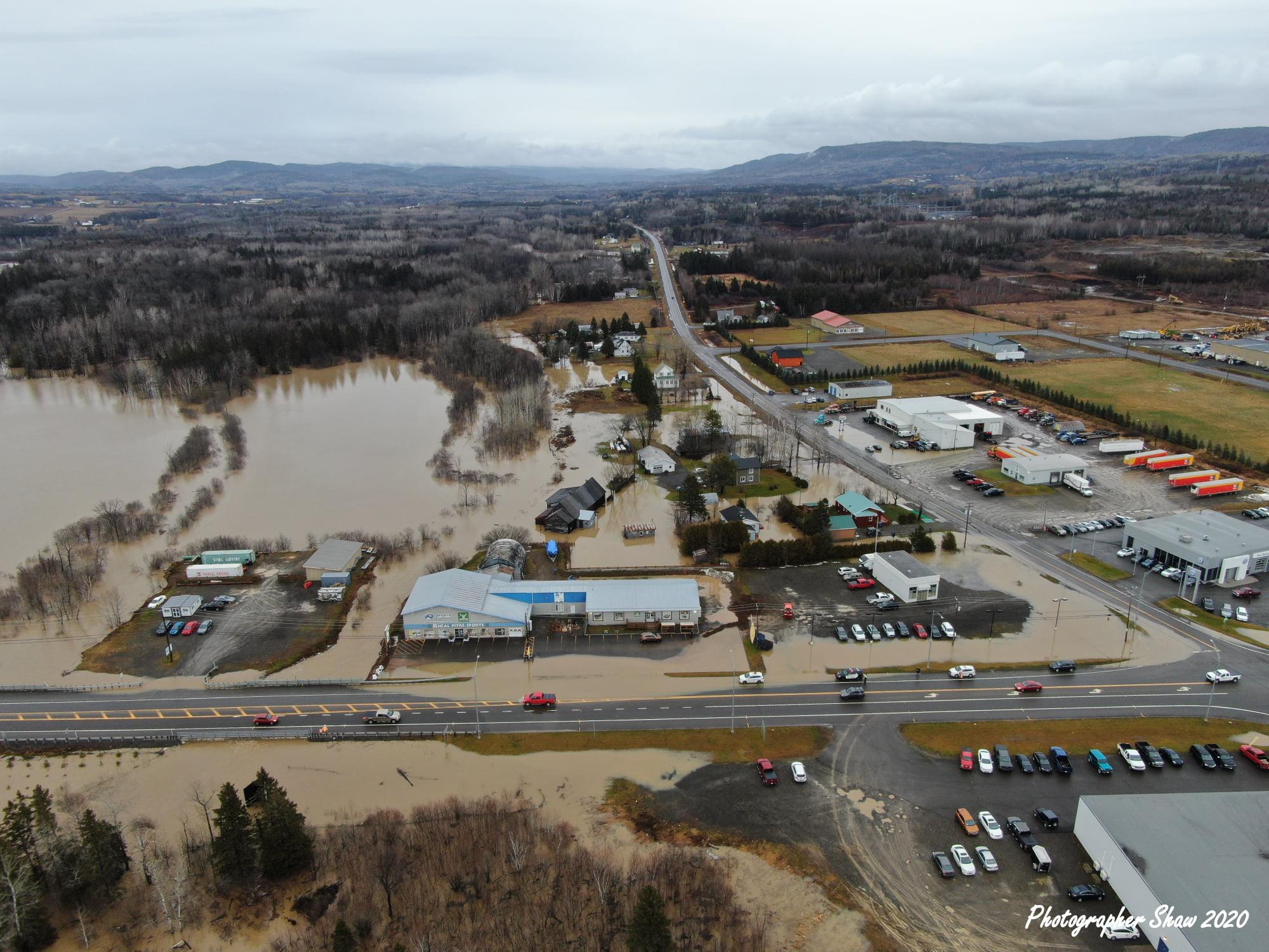 Inondation New Richmond