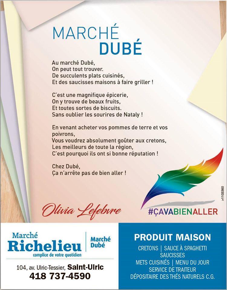 Marché Dubé
