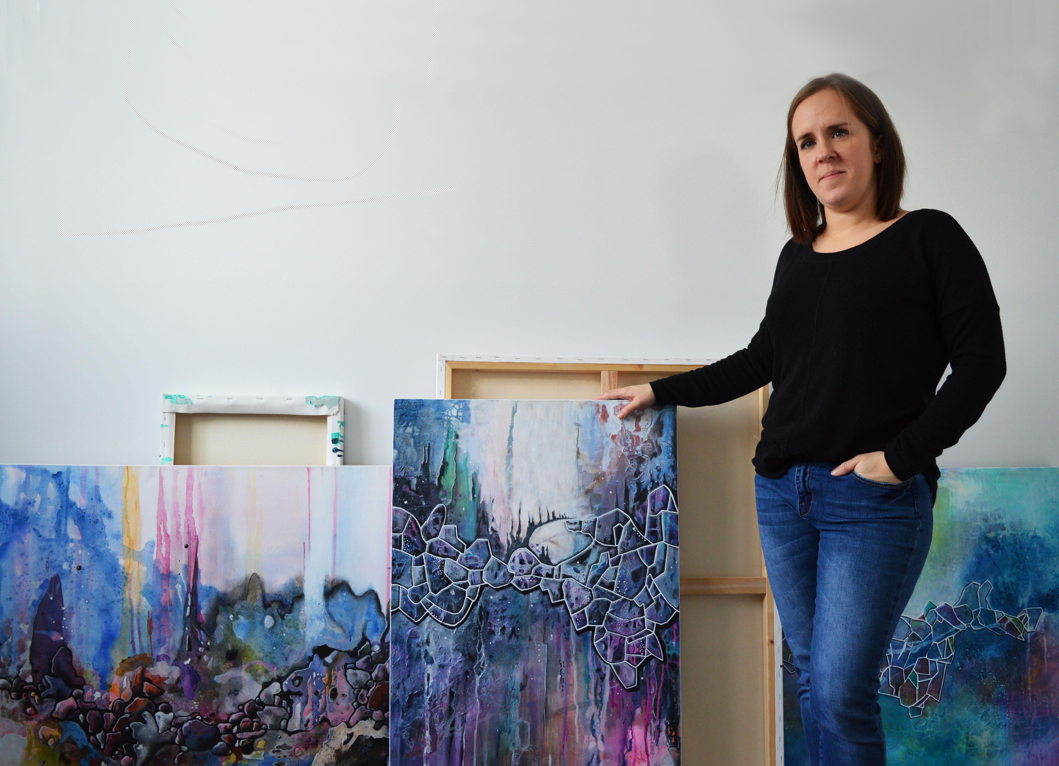 Artiste-peintre