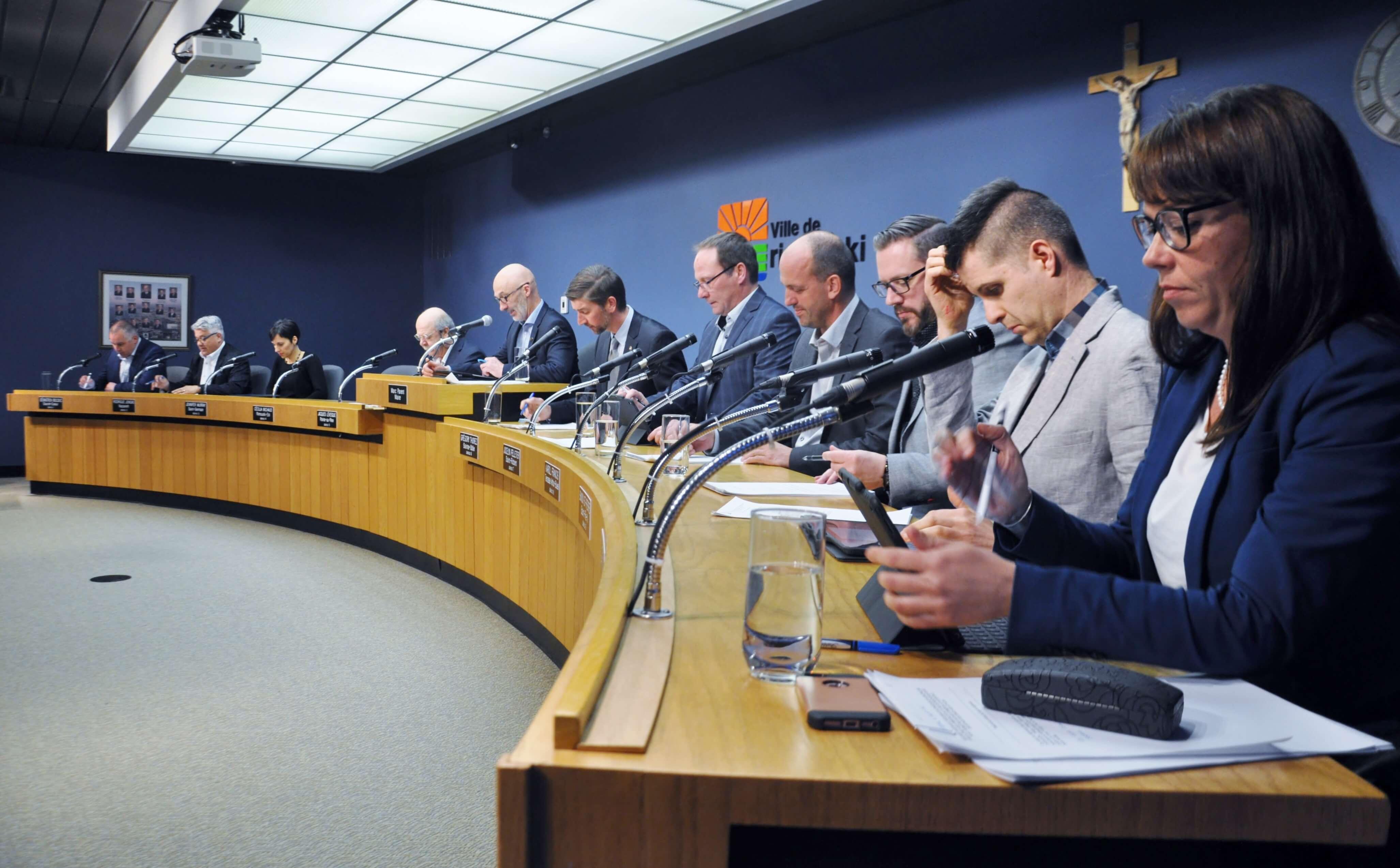 Conseil municipal de la Ville de Rimouski