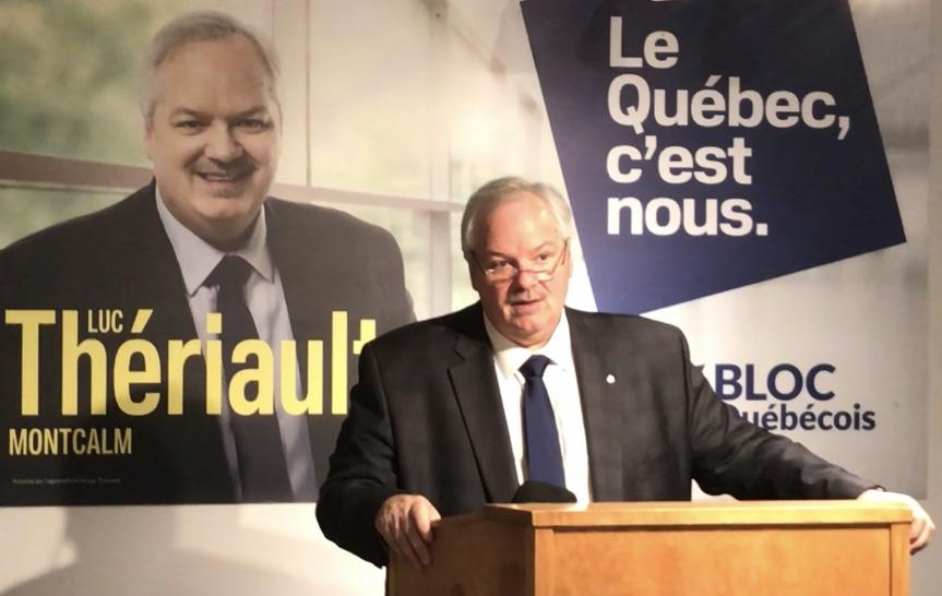 Luc Thériault