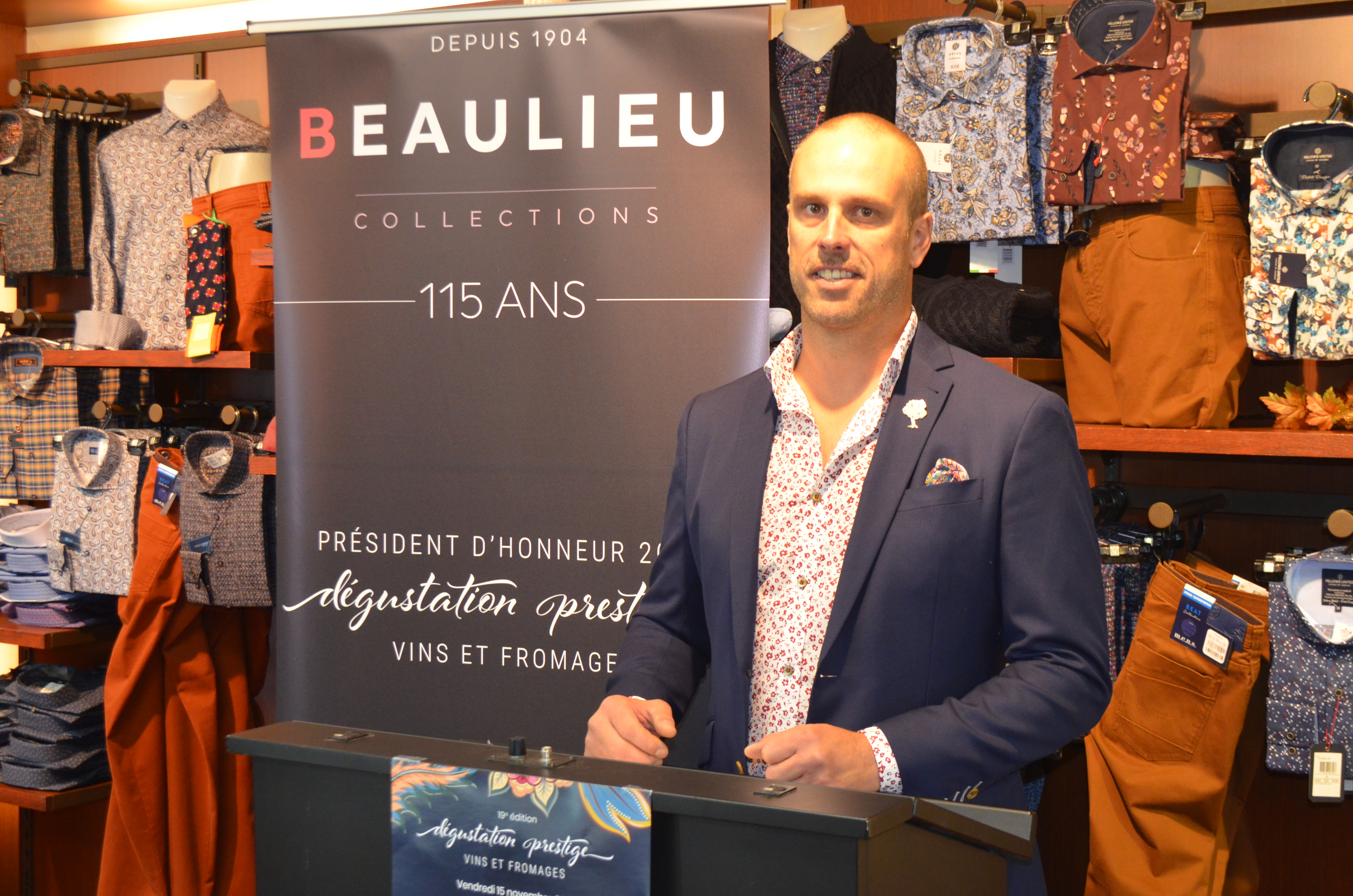 Jean‐Martin Beaulieu de Beaulieu Collections