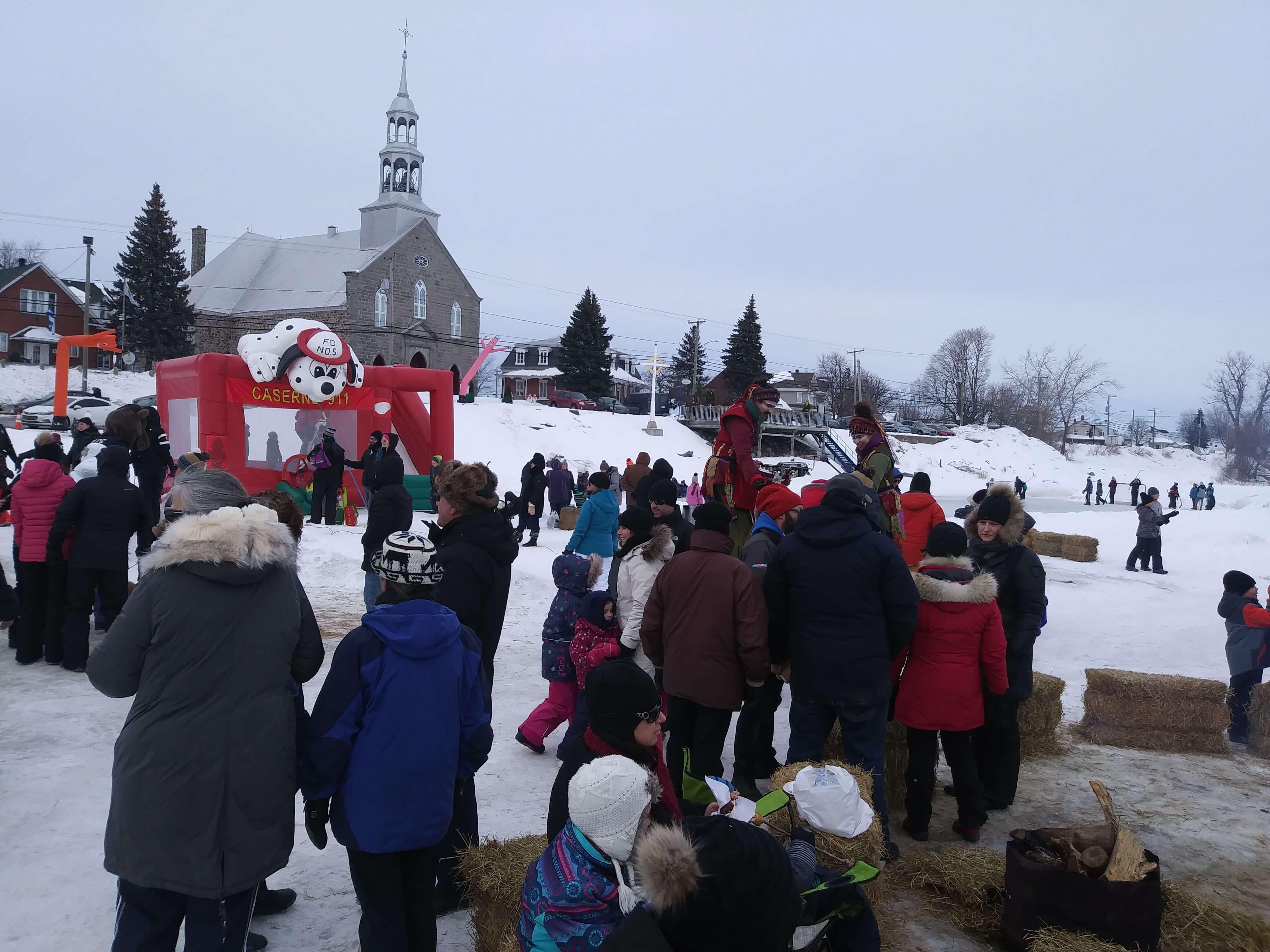 Fêtes hivernales Saint-Sulpice