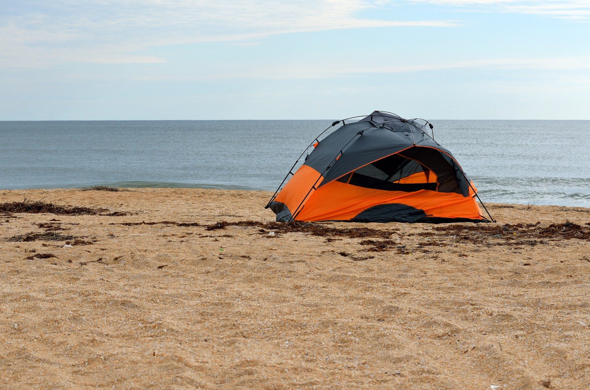 Plage Camping