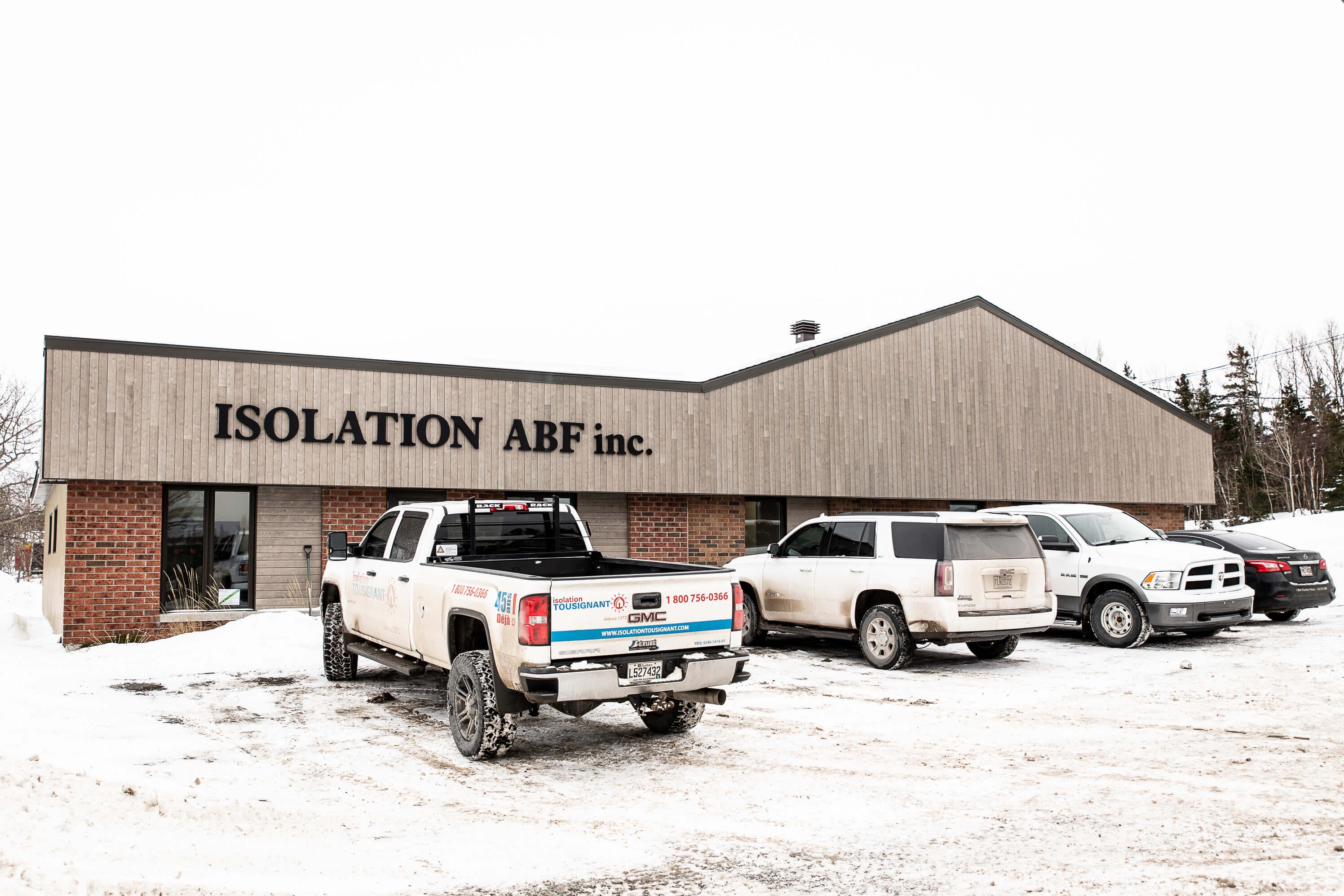 Isolation A.B.F