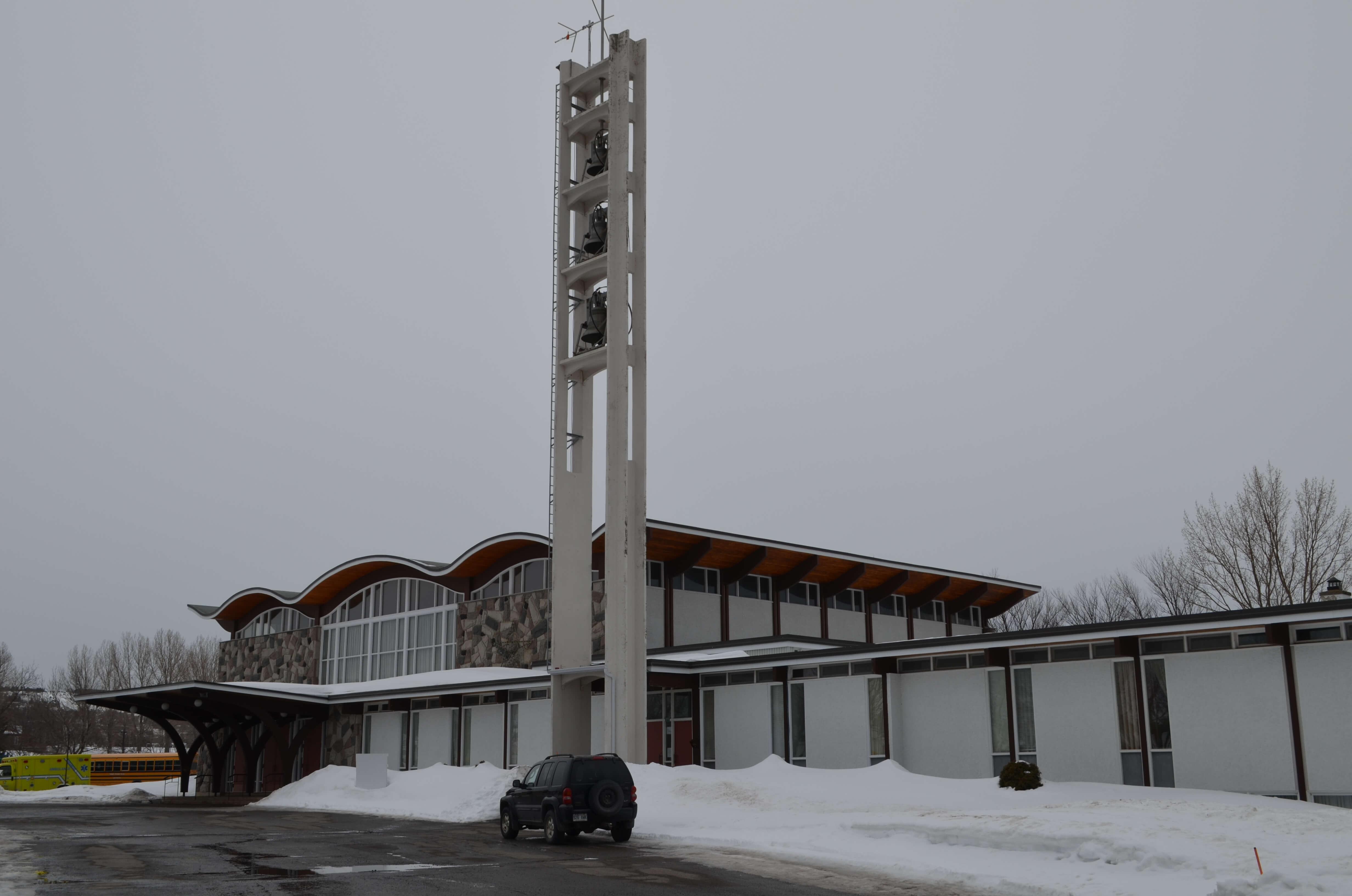 Église Saint-Pie X Rimouski