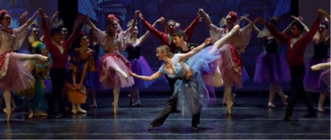 Le ballet «  Ella – l'histoire de cendrillon » est reporté.