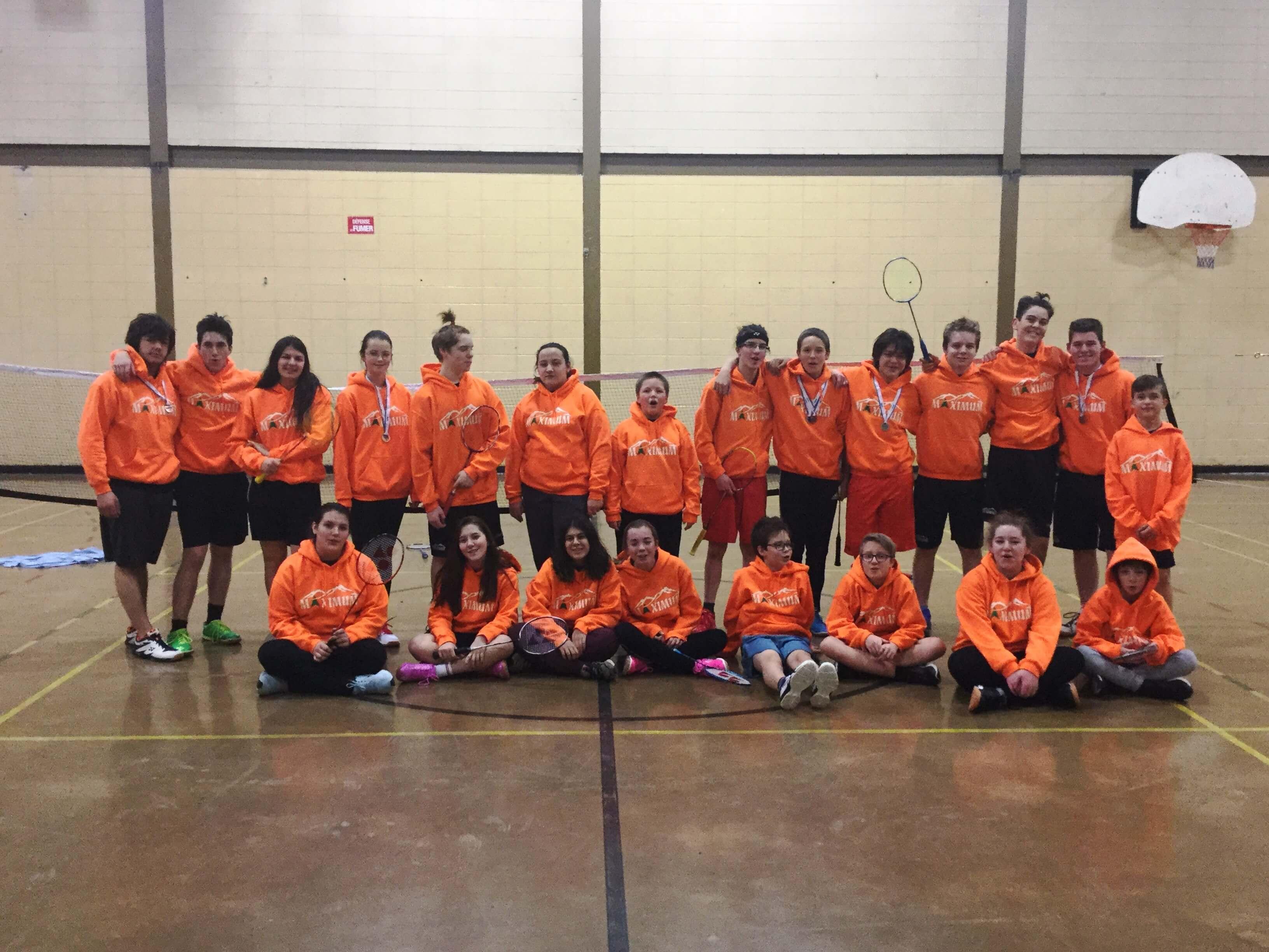 Badminton Maximum