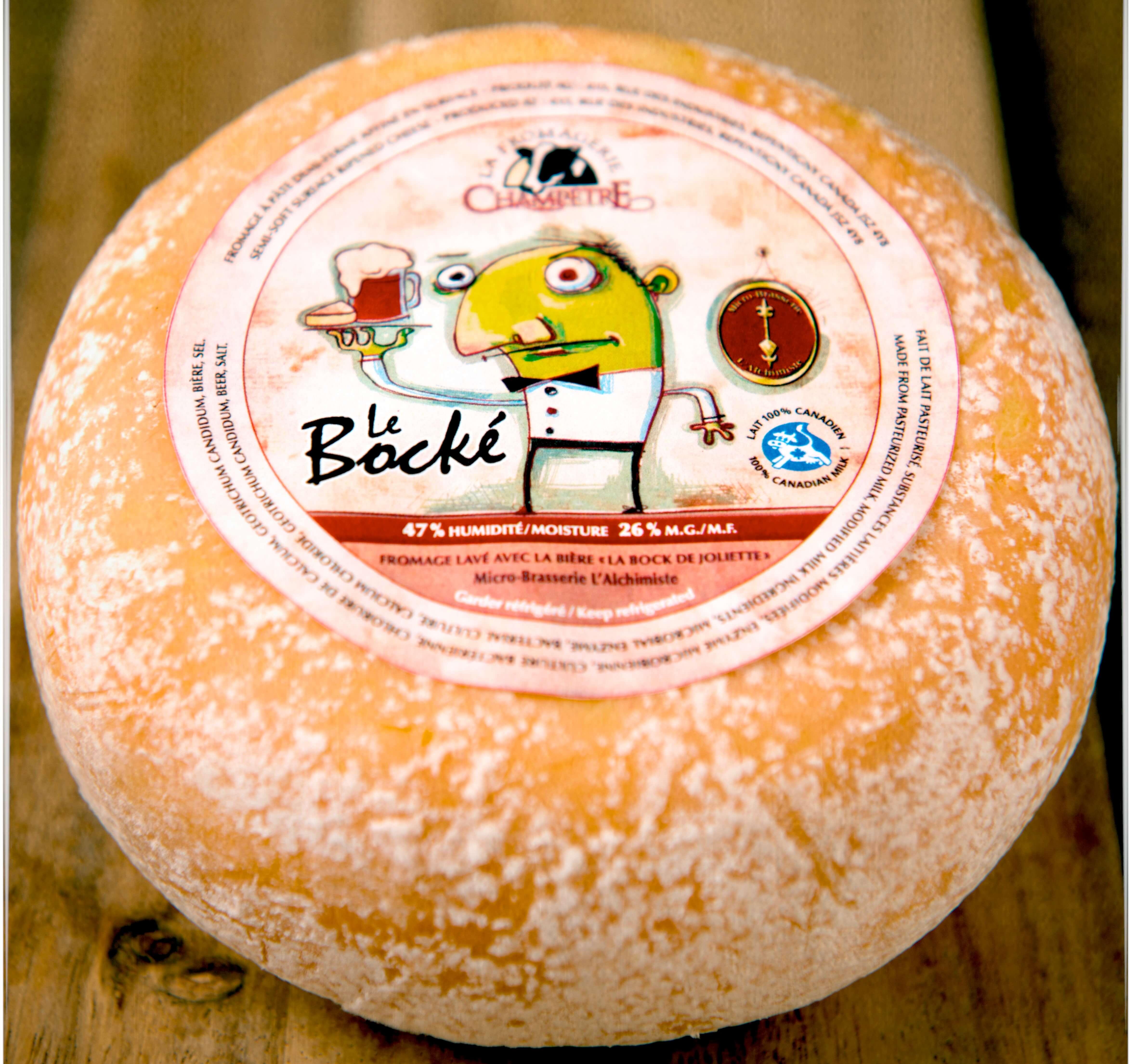 fromage bocké champêtre