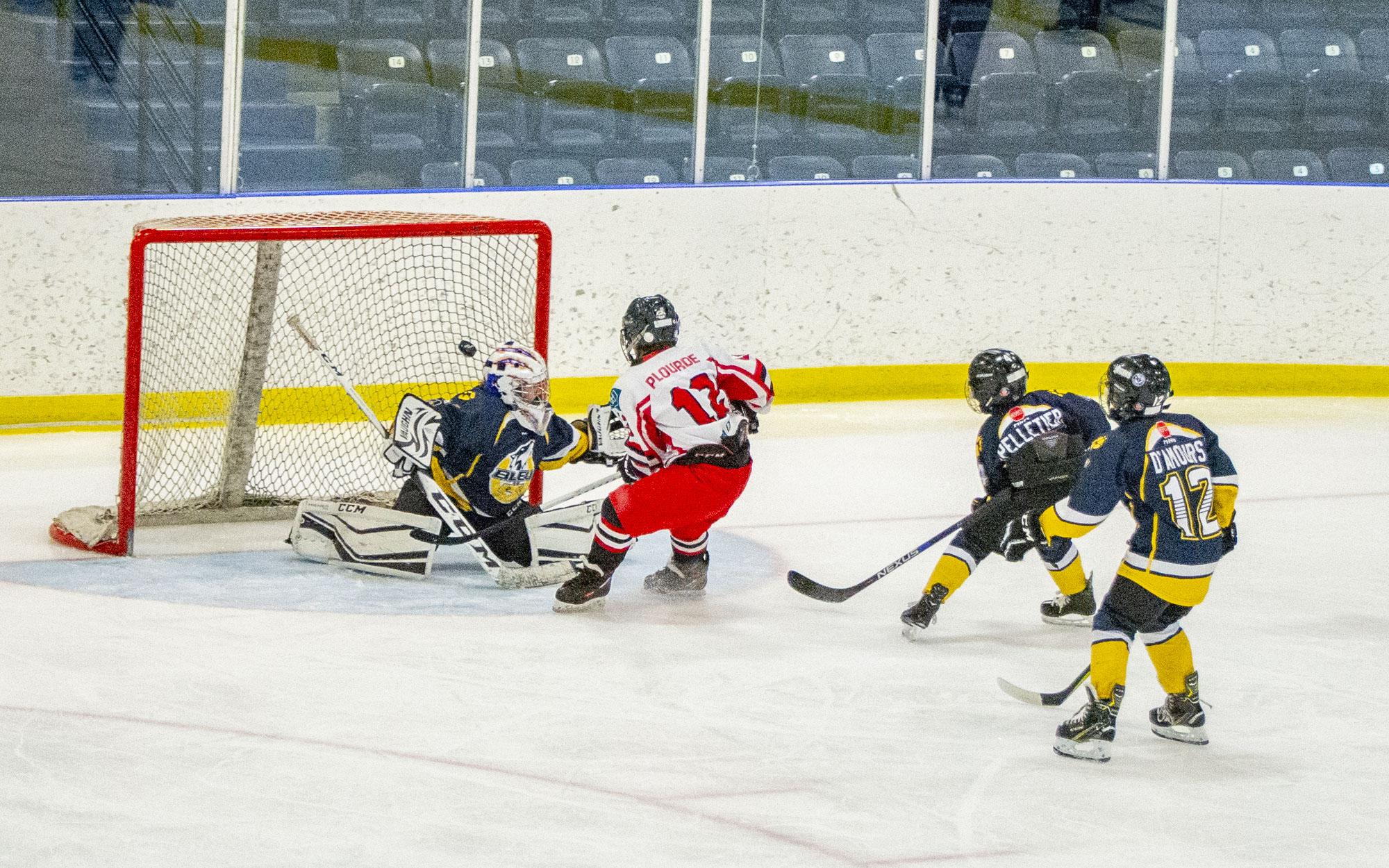 Émile Plourde Hockey Matane