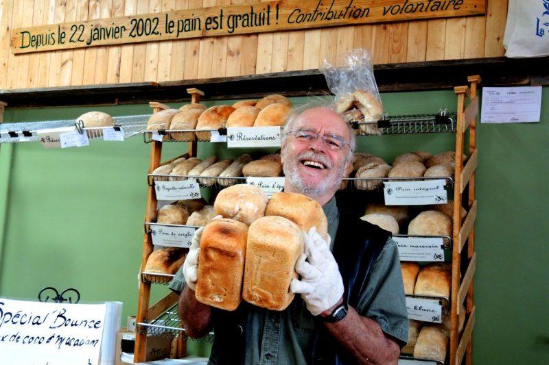 Léandre Bergeron boulanger philosophe auteur Rouyn-Noranda