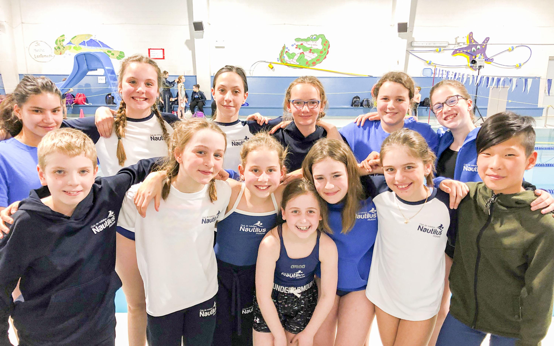 Club Nautilus de Matane natation