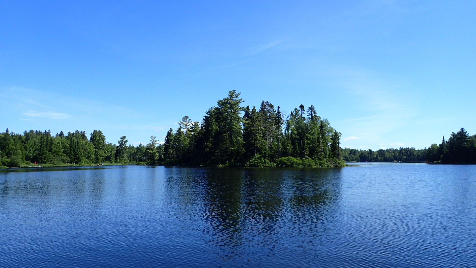 Association de lacs