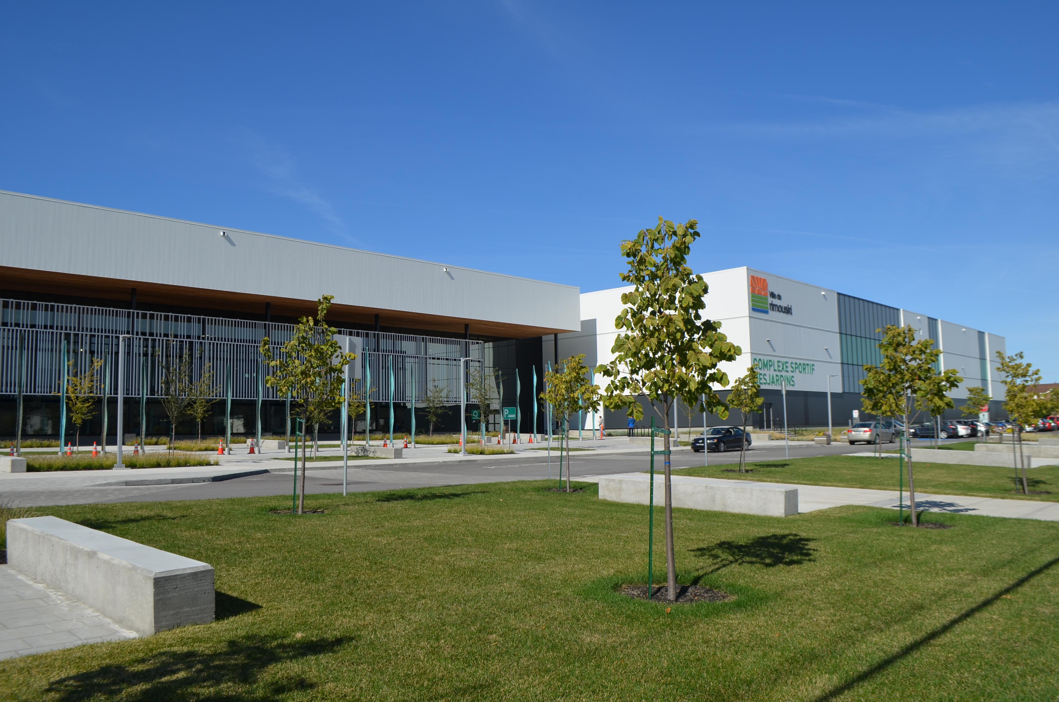 Complexe sportif Desjardins de Rimouski