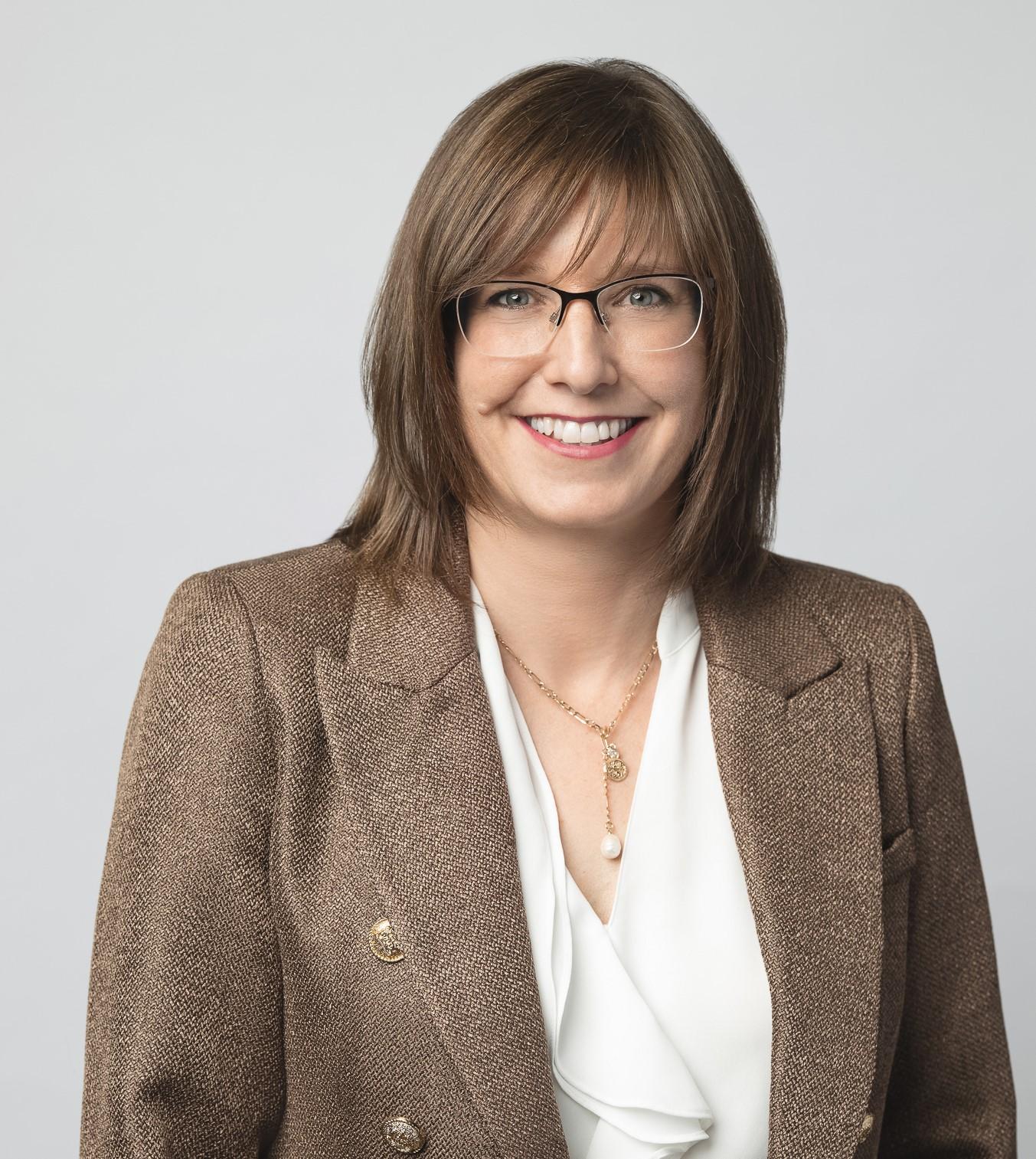 La ministre responsable de la région du Bas-Saint-Laurent, Marie-Eve Proulx