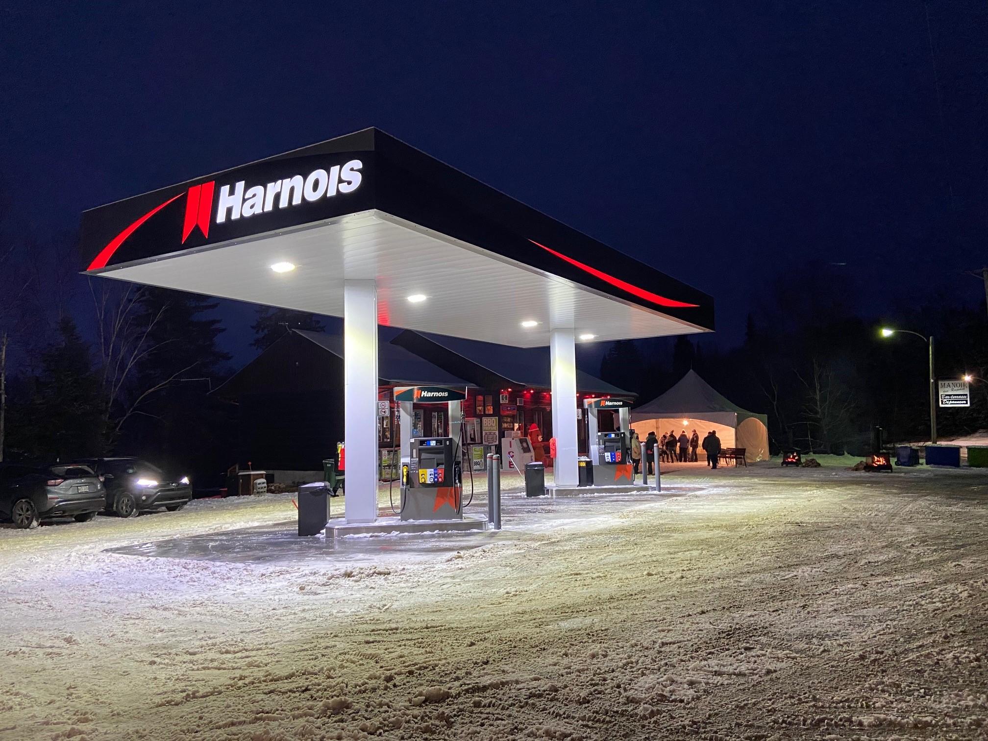 Manoir Rapide Preissac Harnois