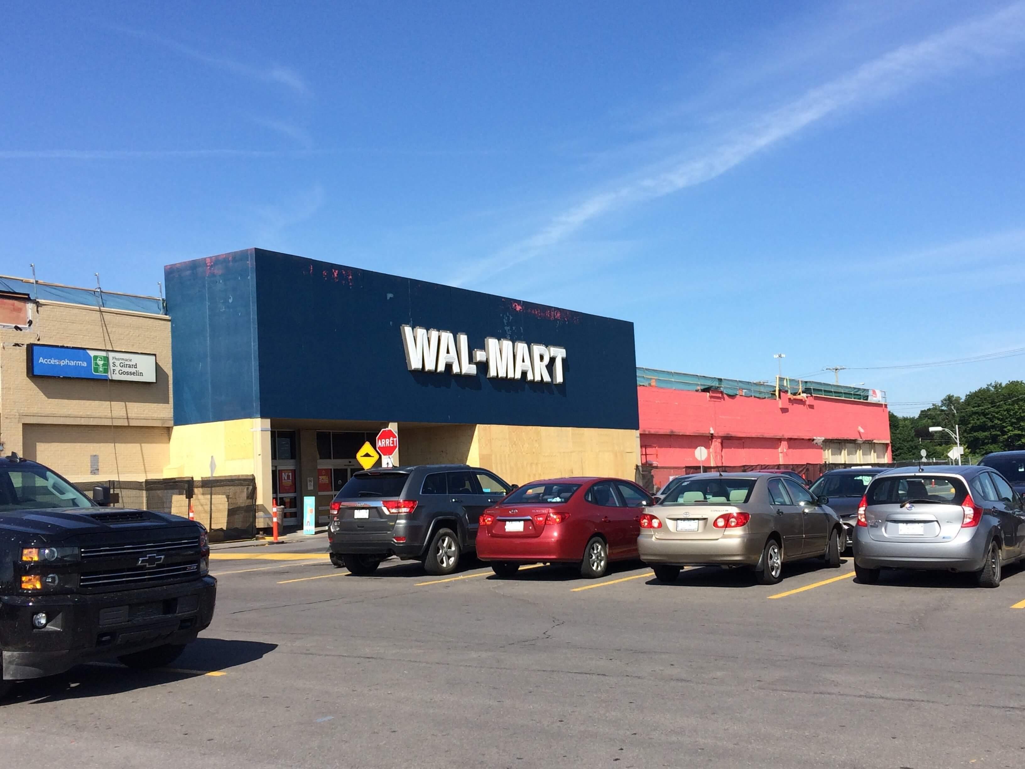 Walmart Repentigny