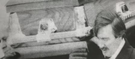 Décès Louis-Philippe Picard