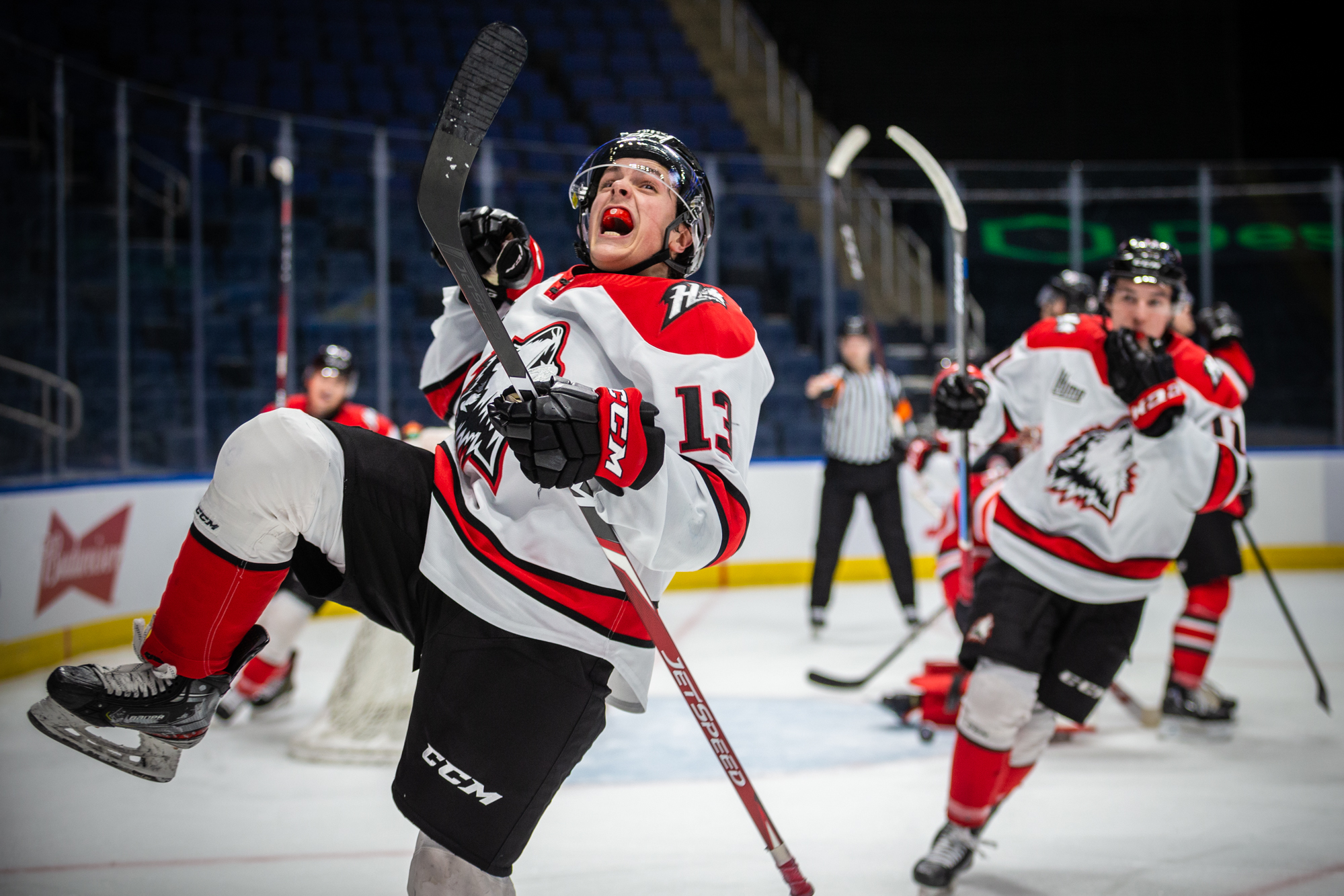 Alex Arsenault Huskies Rouyn-Noranda