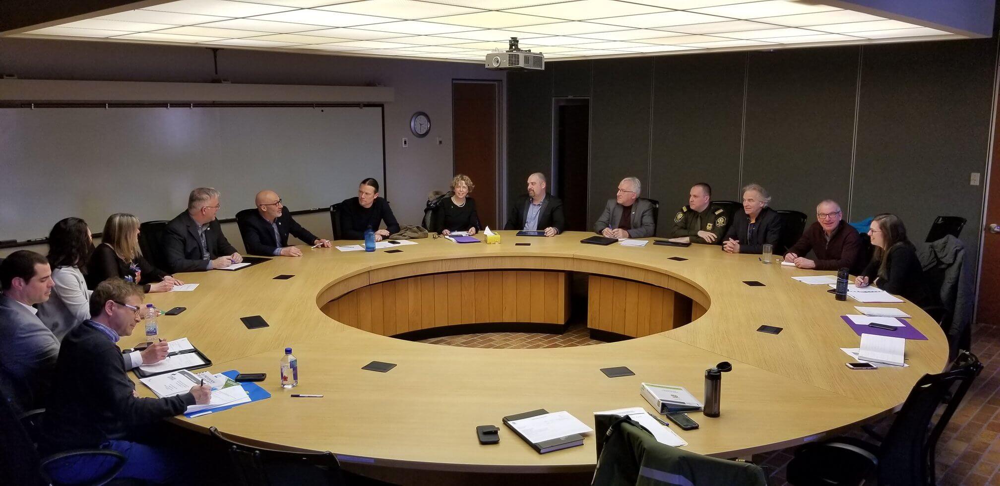 Comité élargi parc Lepage