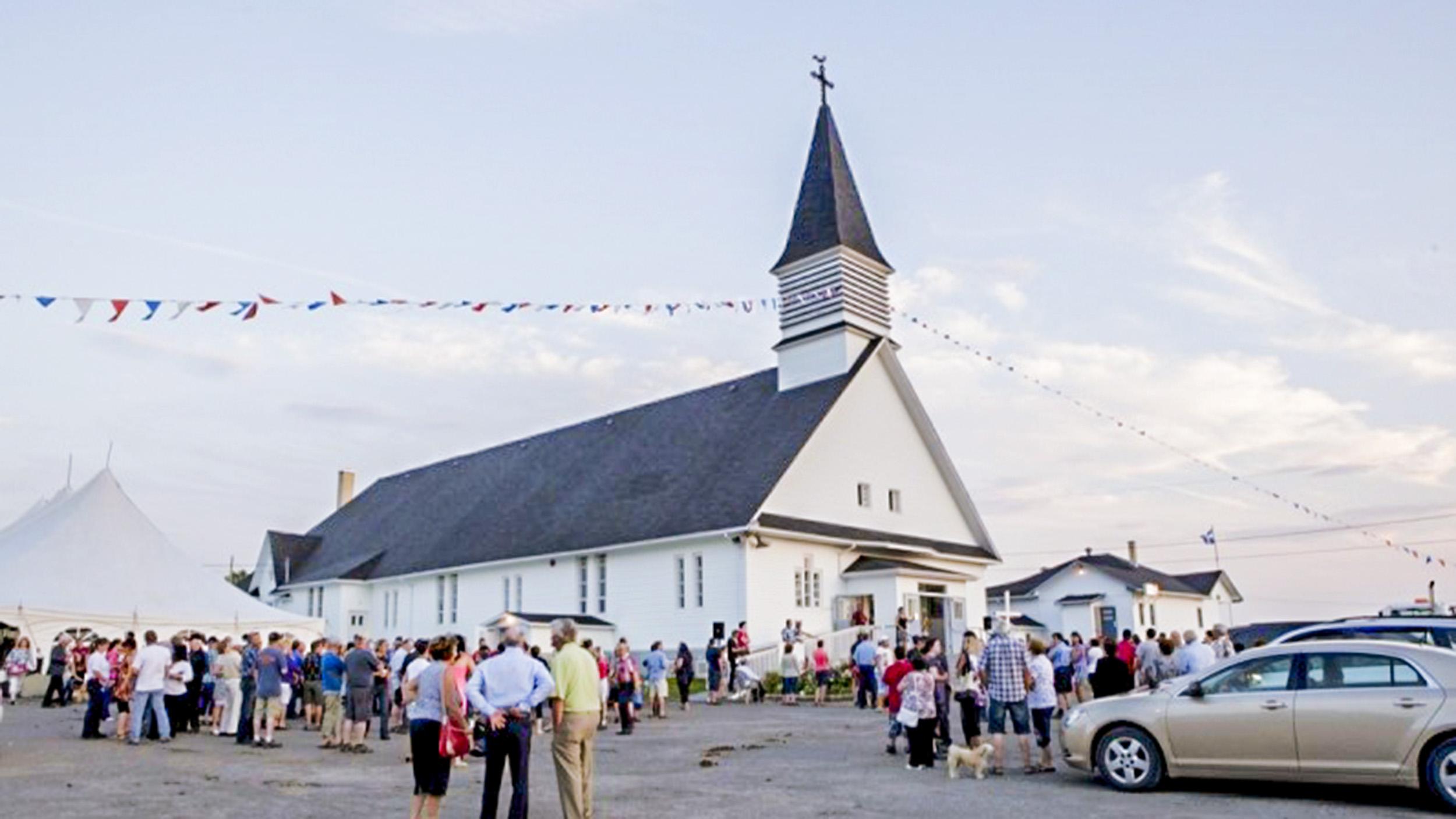 Saint-Léandre Fête au village