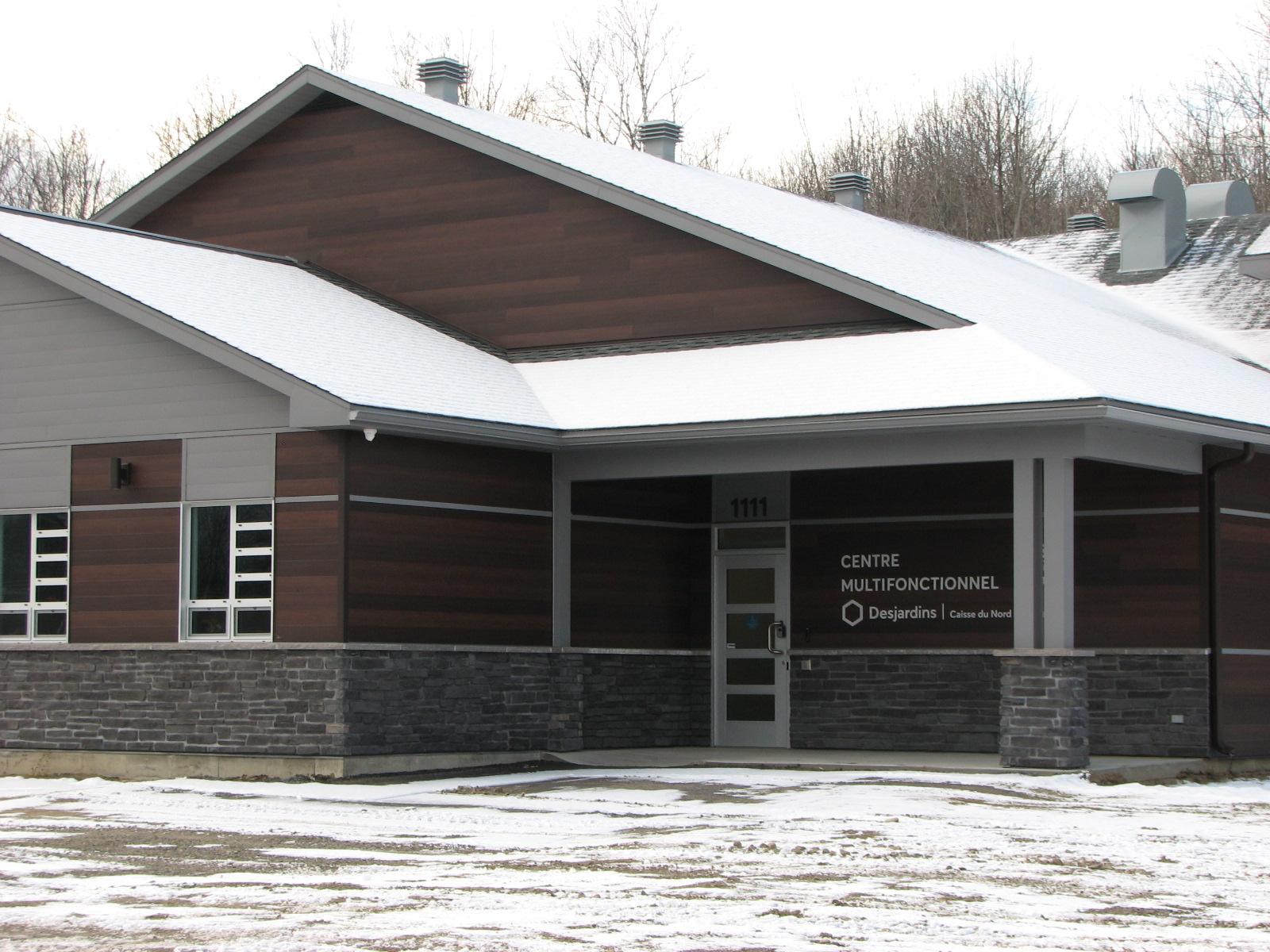 centre multifonctionnel