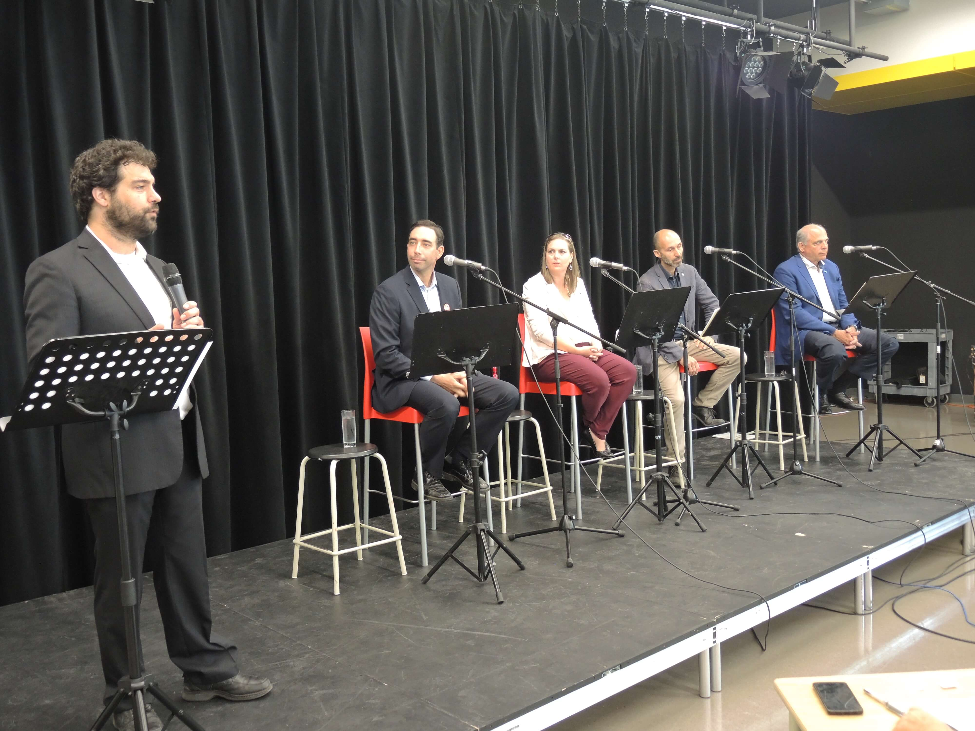 débat Cégep L'Assomption