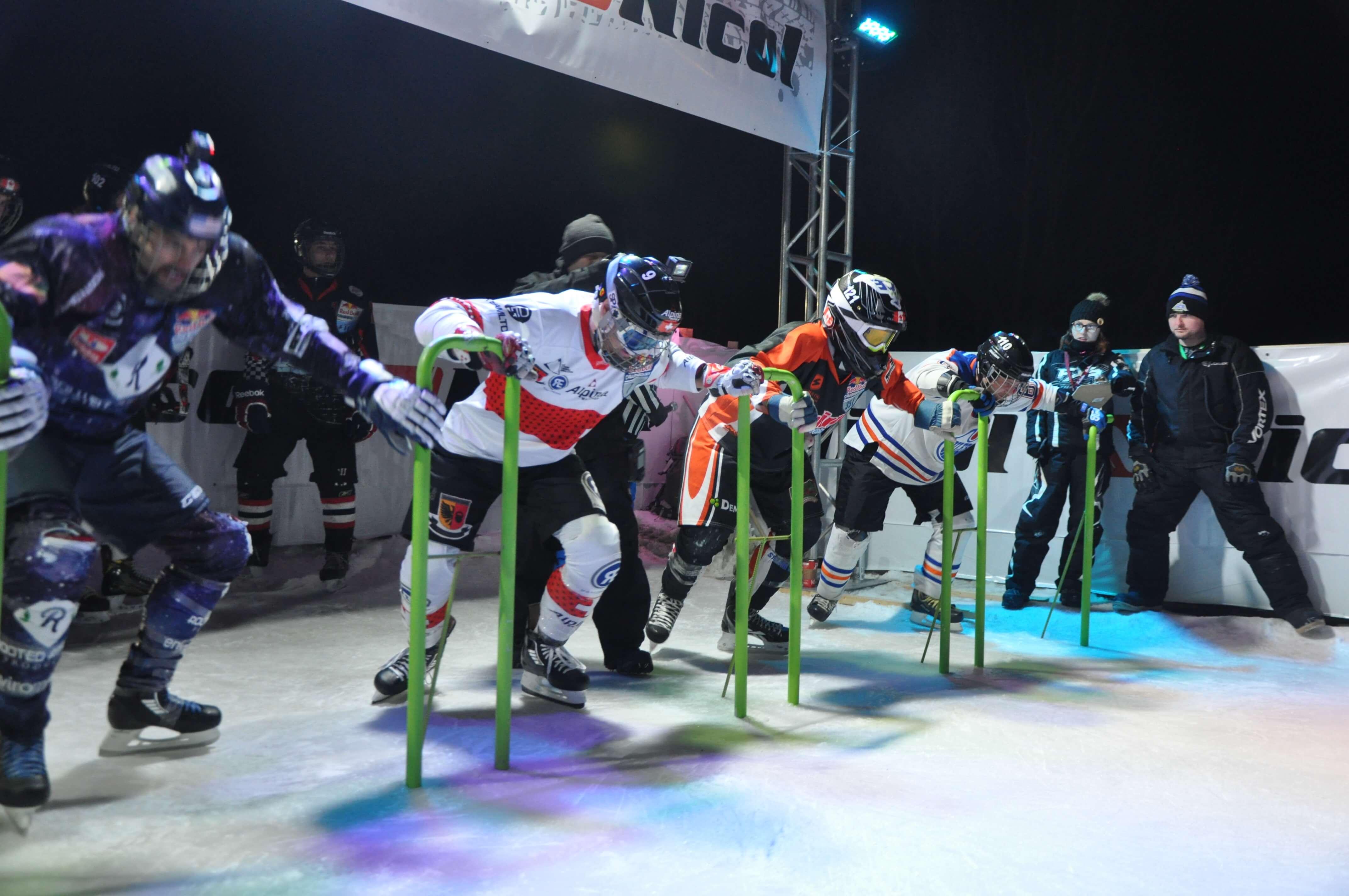 Ice Challenge La Sarre 2018