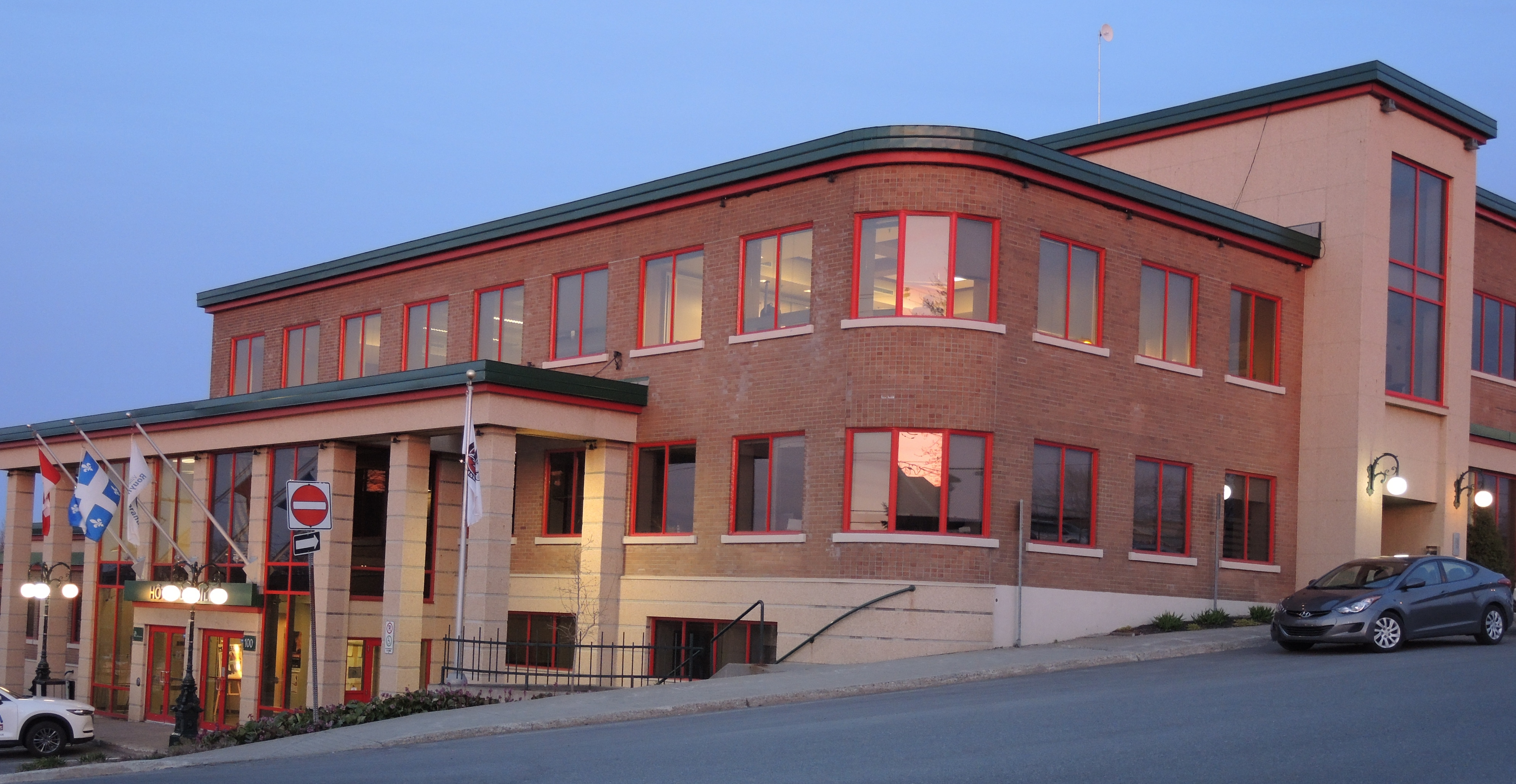 Ville de Rouyn-Noranda Hôtel de ville