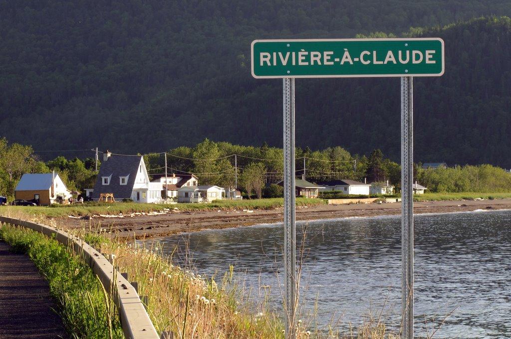 Rivière-à-Claude