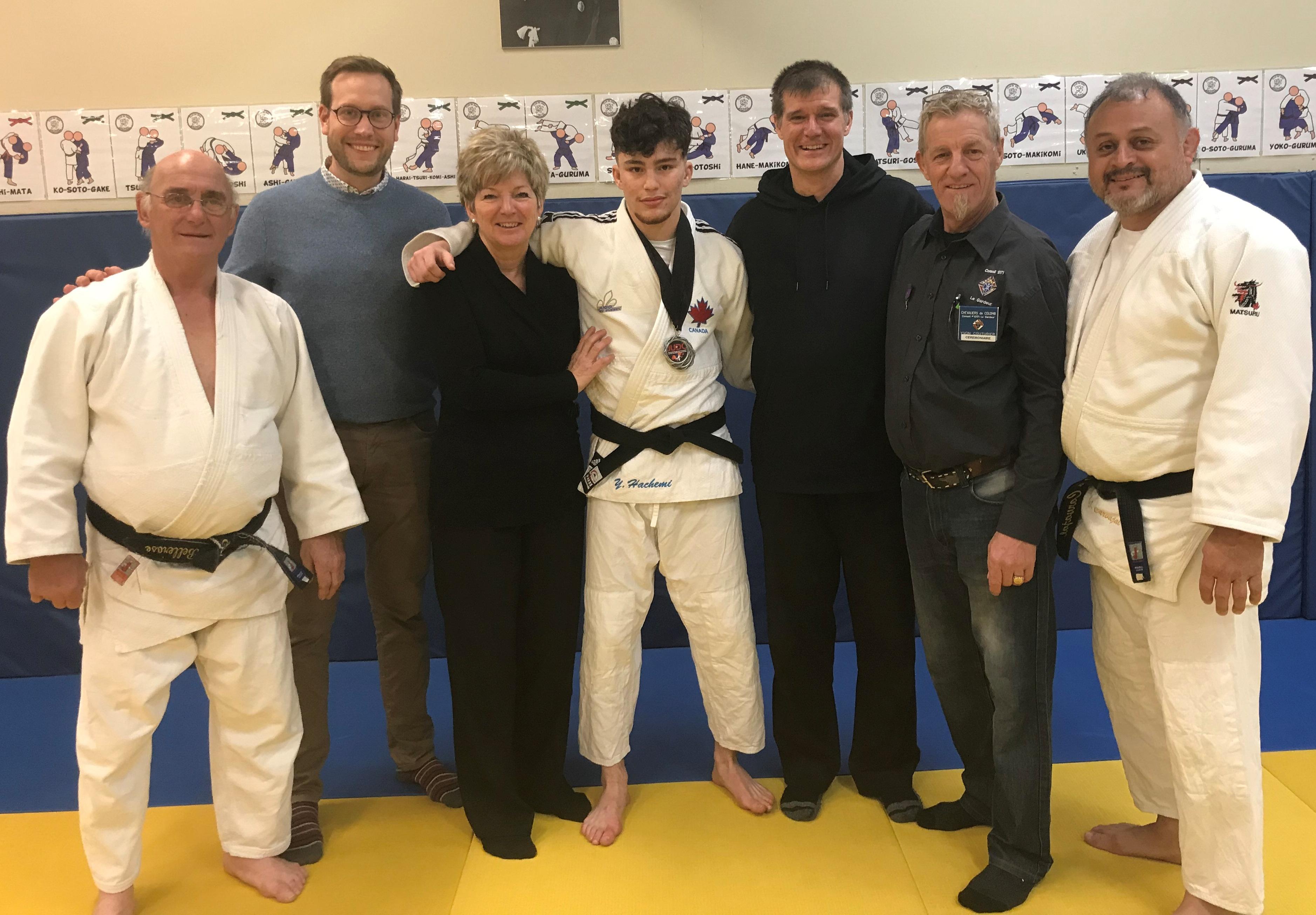 Judo St-Paul l'Ermite