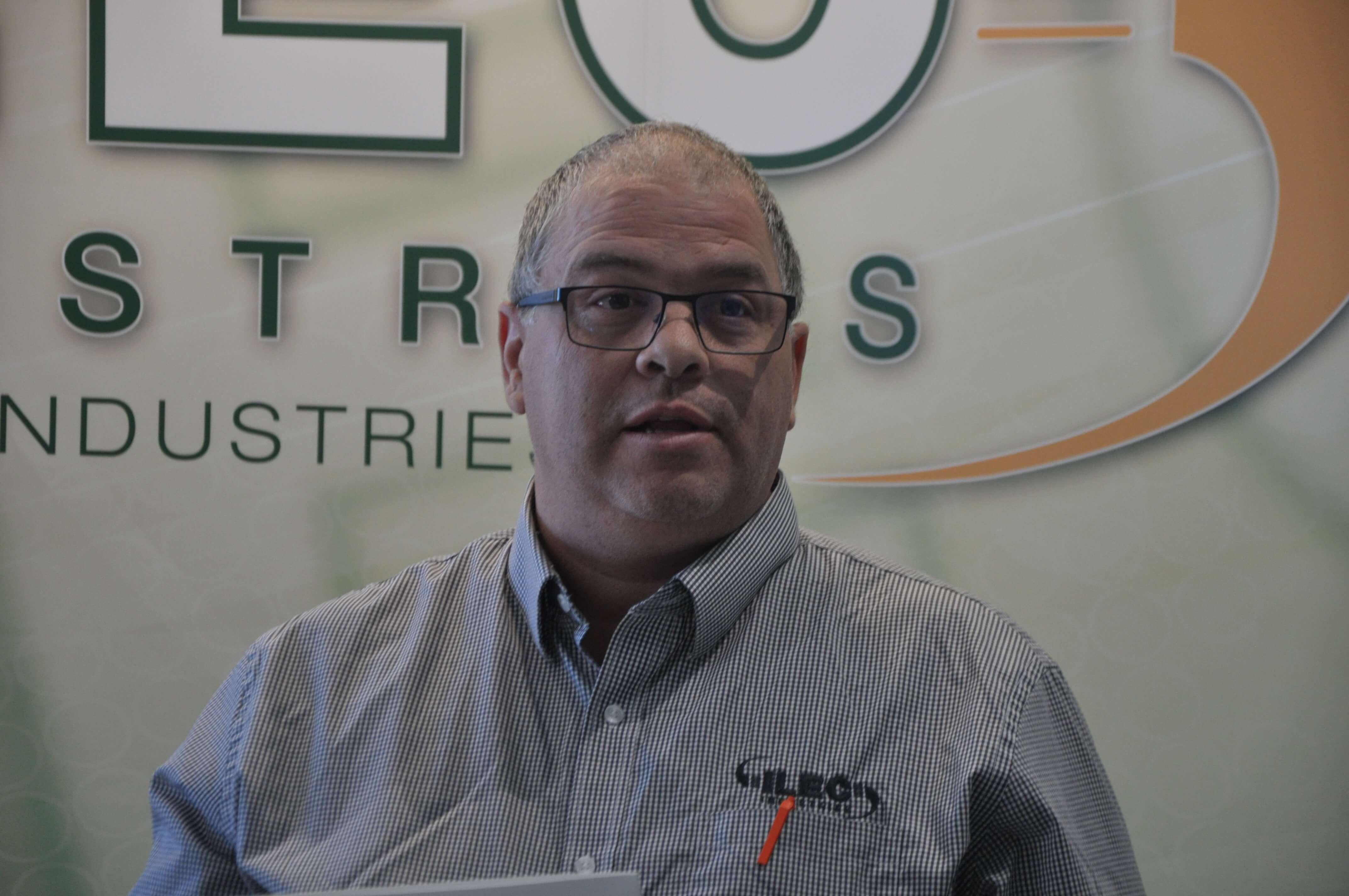 Ivan Lecours - ILEC Industries