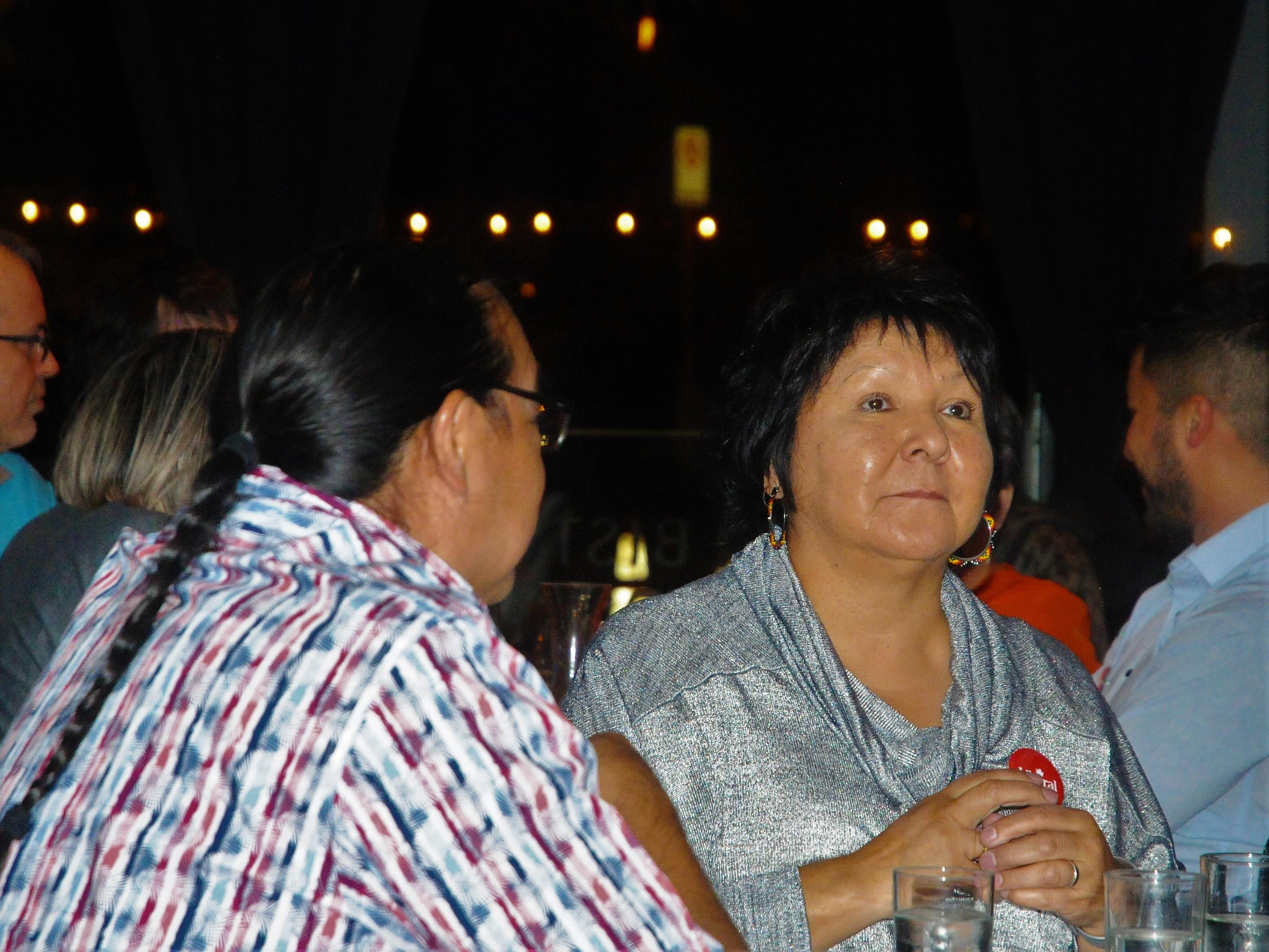 Lise Kistabish - Élections 2021