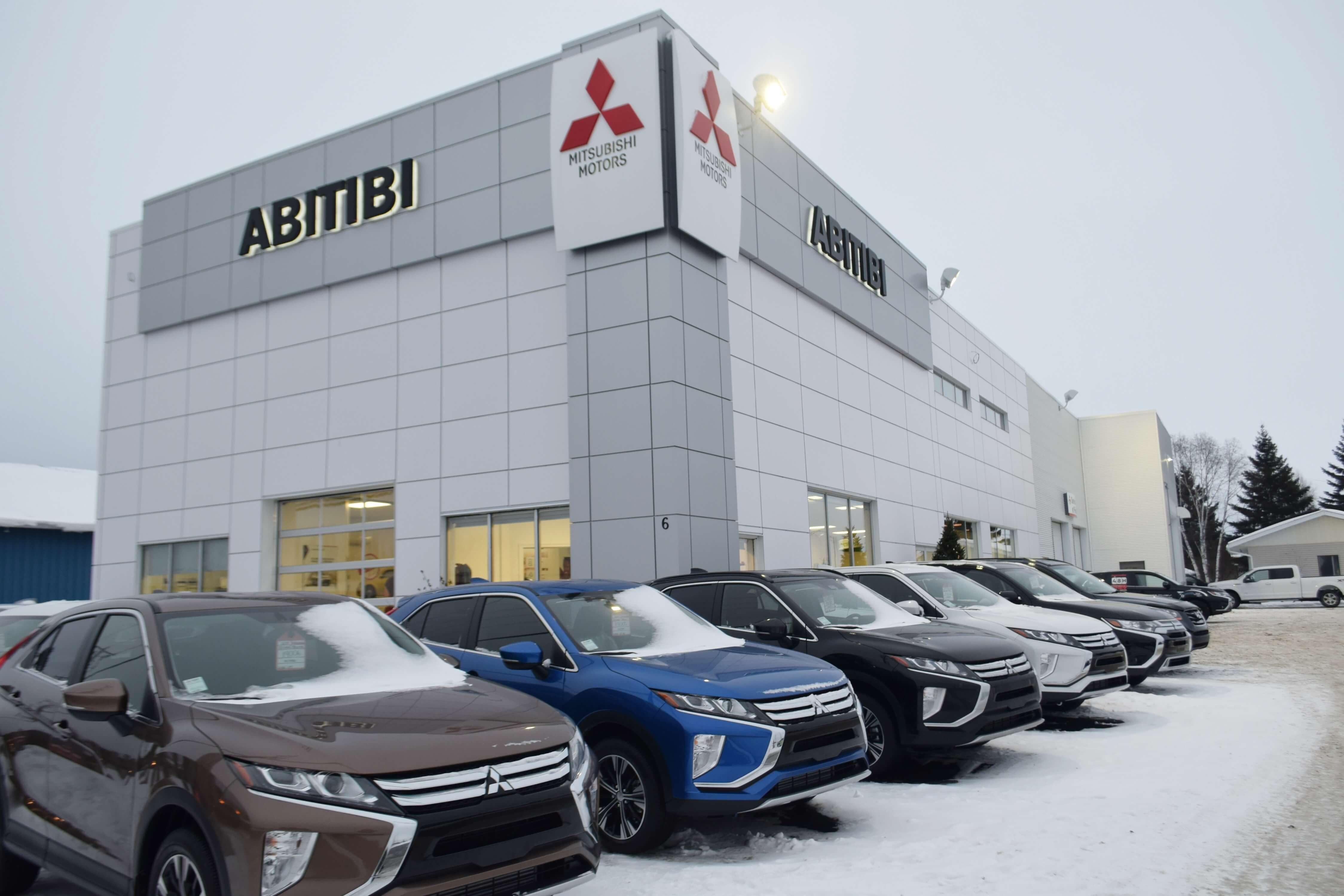 Mitsubishi Abitibi