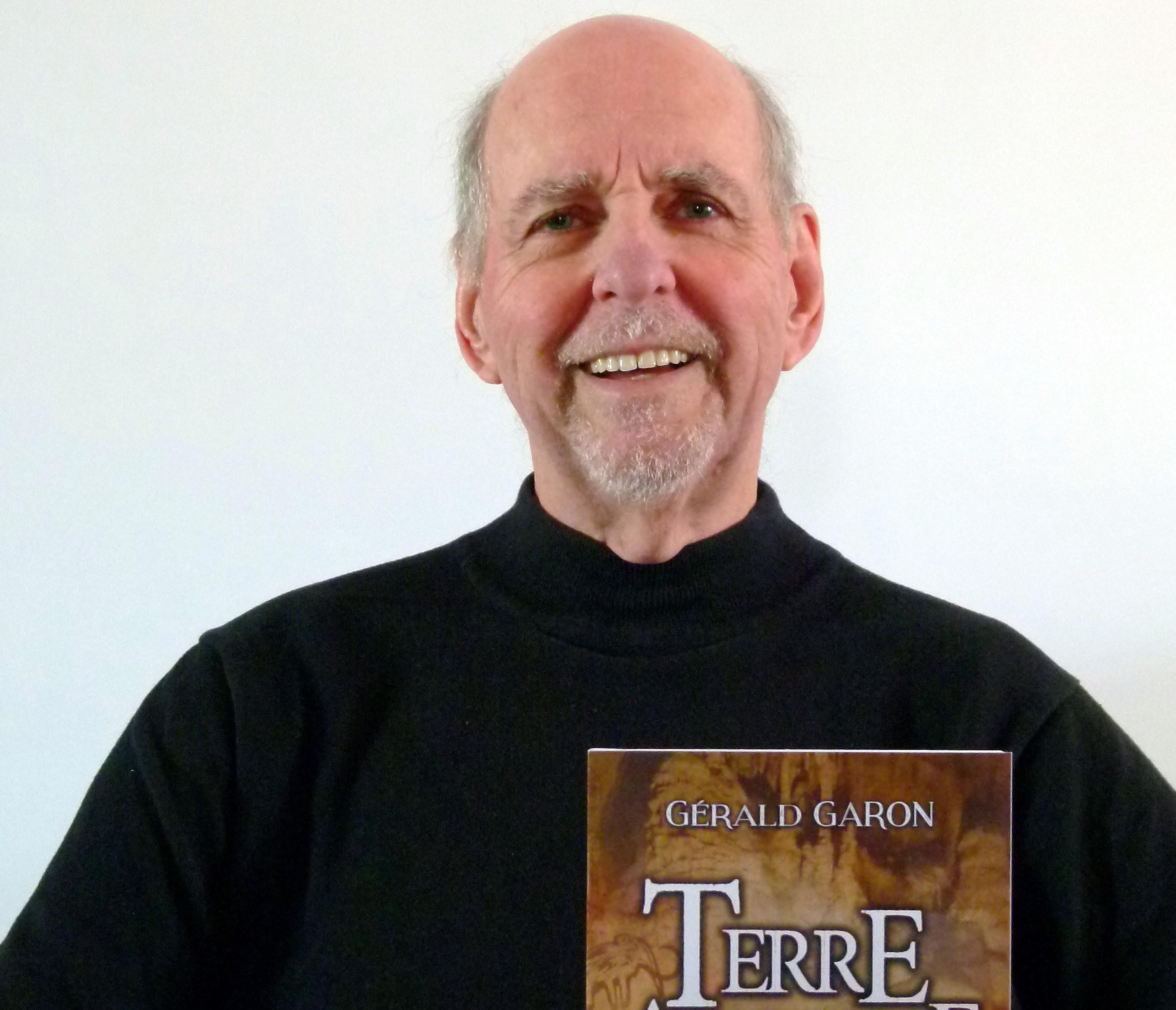 Avec « Terre ancienne », Gérald Garon a voulu romancer la préhistoire pour la rendre attrayante.