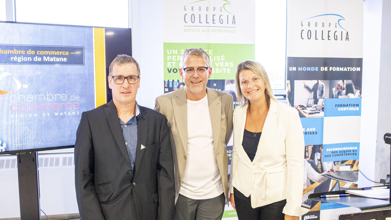 Chambre de commerce Groupe Collegia Matane