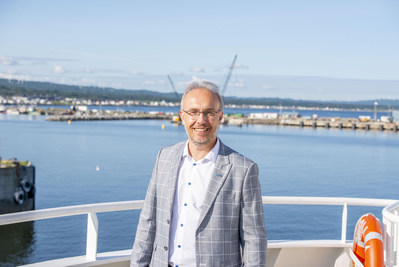 Stéphane Lafaut PDG STQ Société des traversiers du Québec