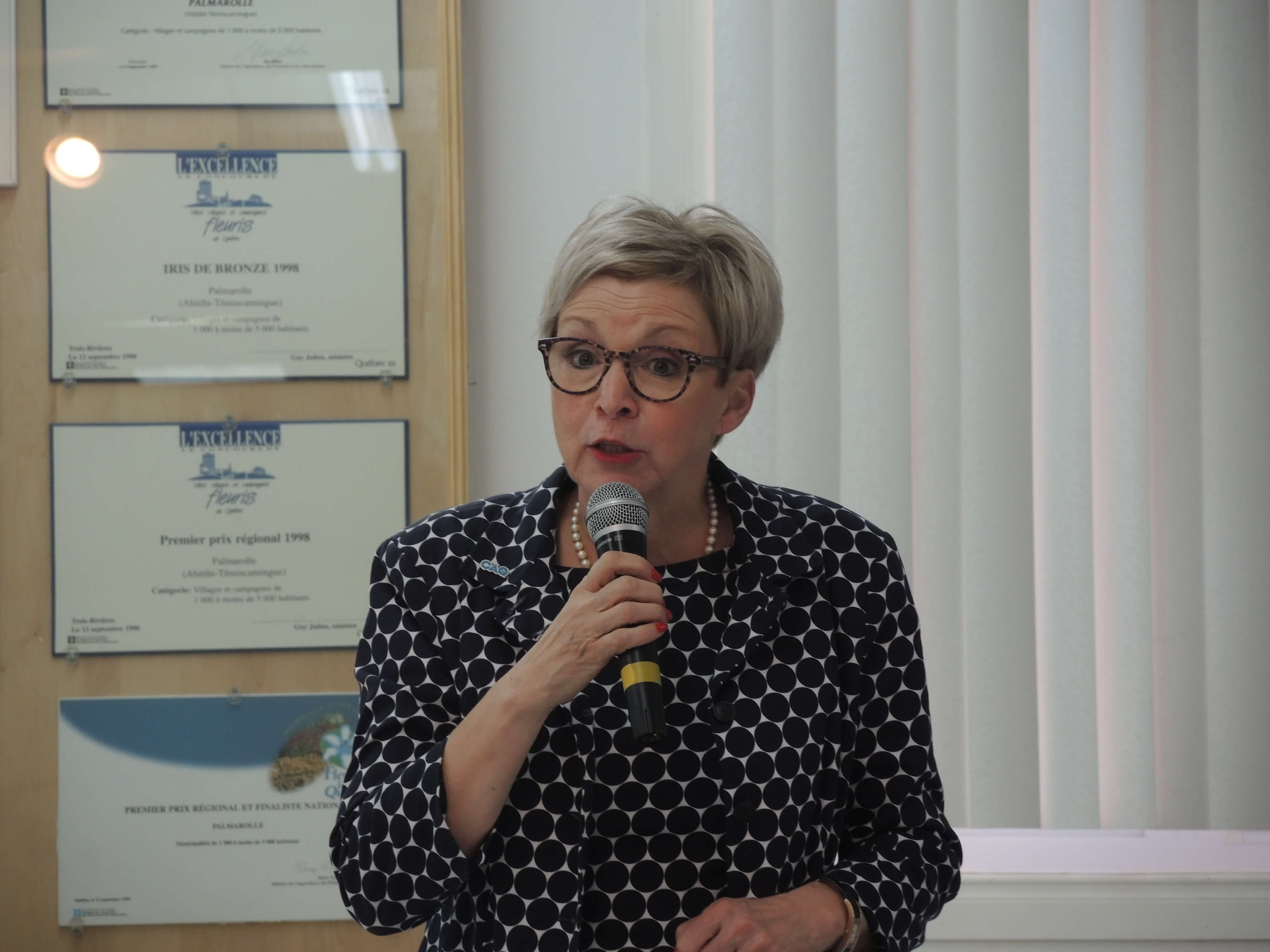 Suzanne Blais