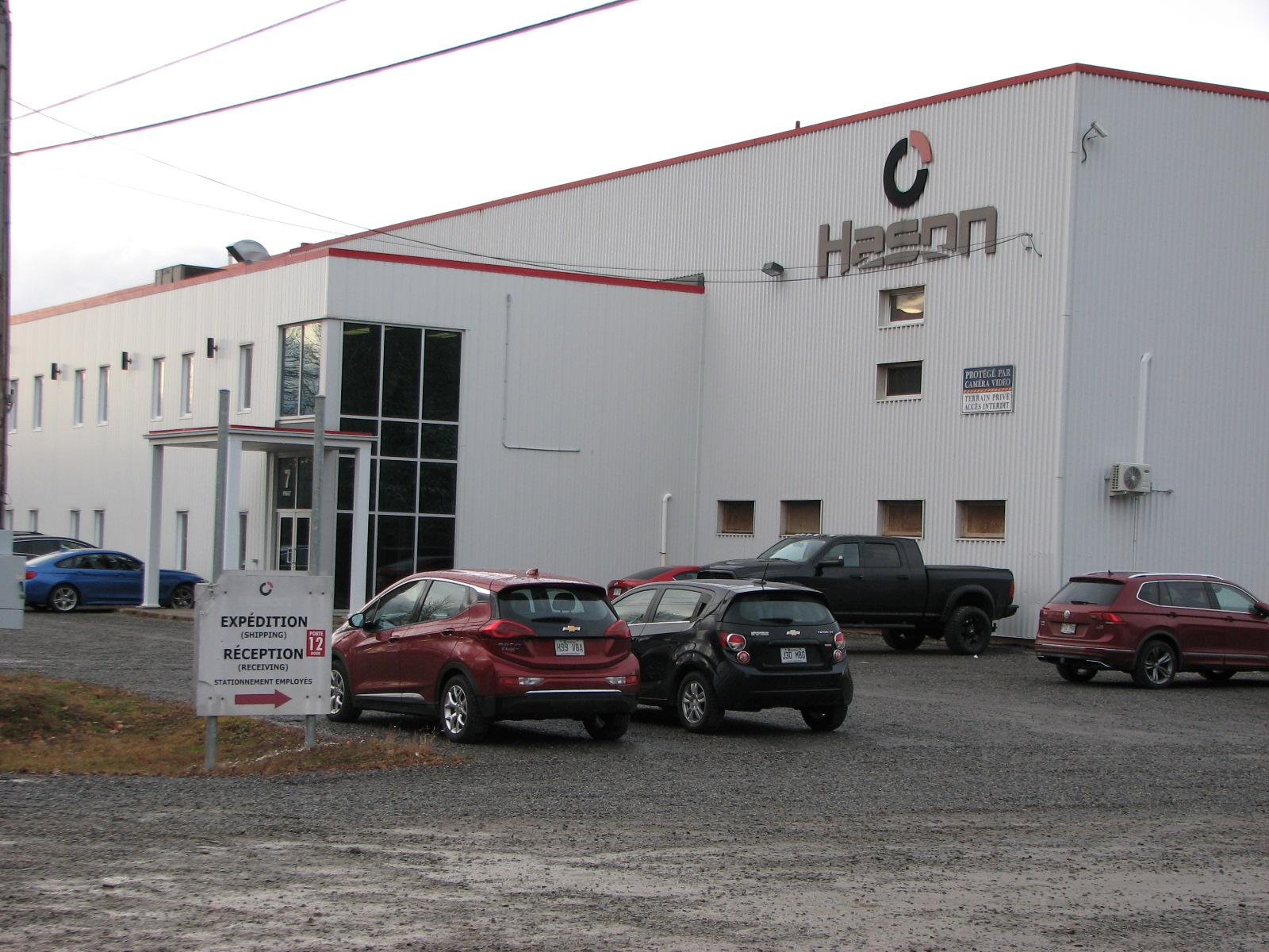 Hason usine
