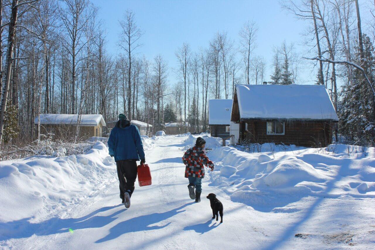 Québec investit plus de 555 000 $ à Kitcisakik